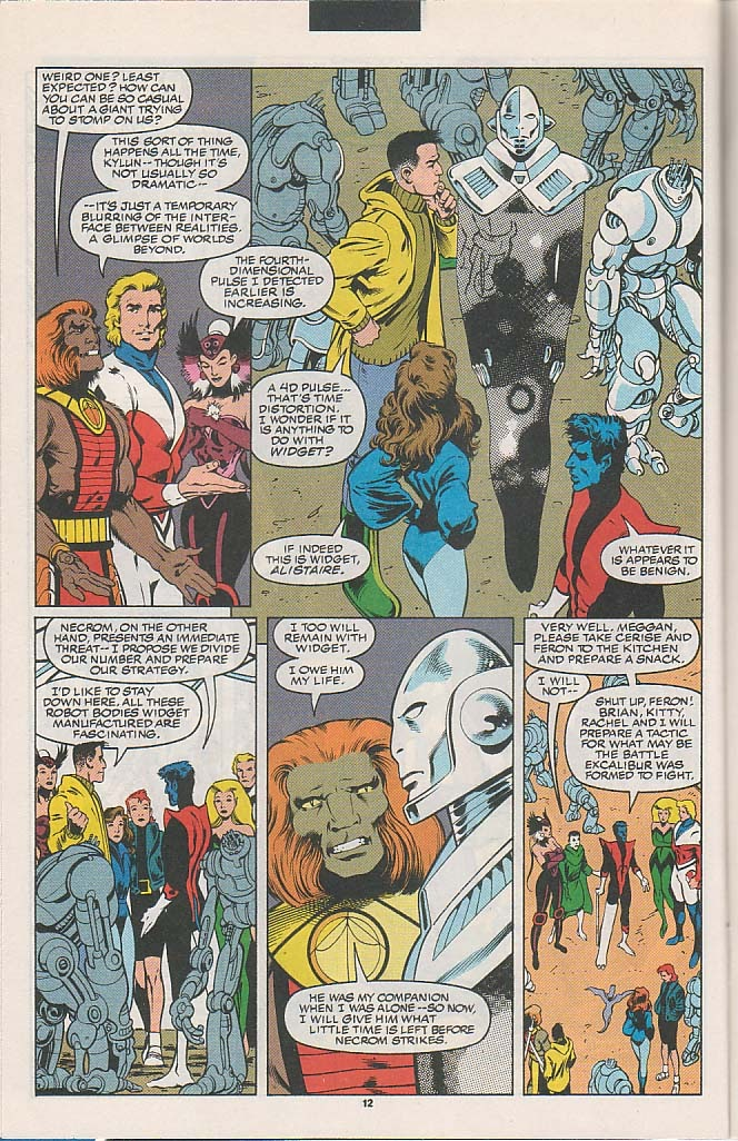 Excalibur (1988) issue 49 - Page 10