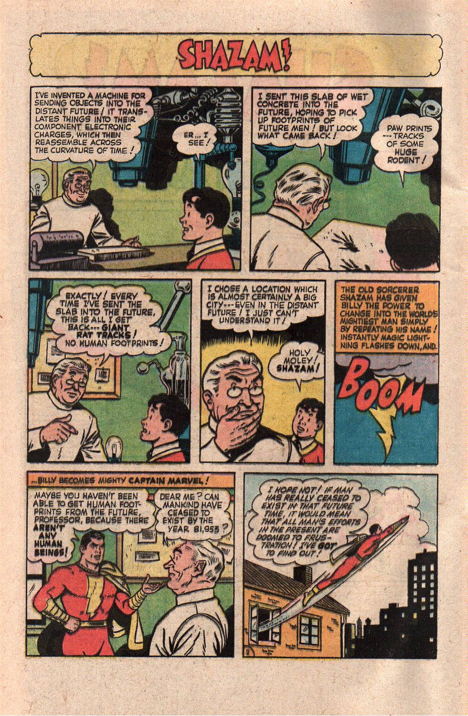 Read online Shazam! (1973) comic -  Issue #21 - 4