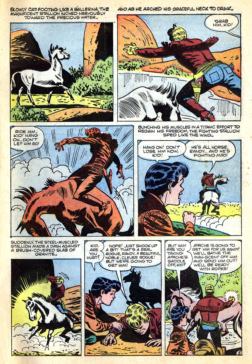 The Rawhide Kid (1955) issue 4 - Page 31