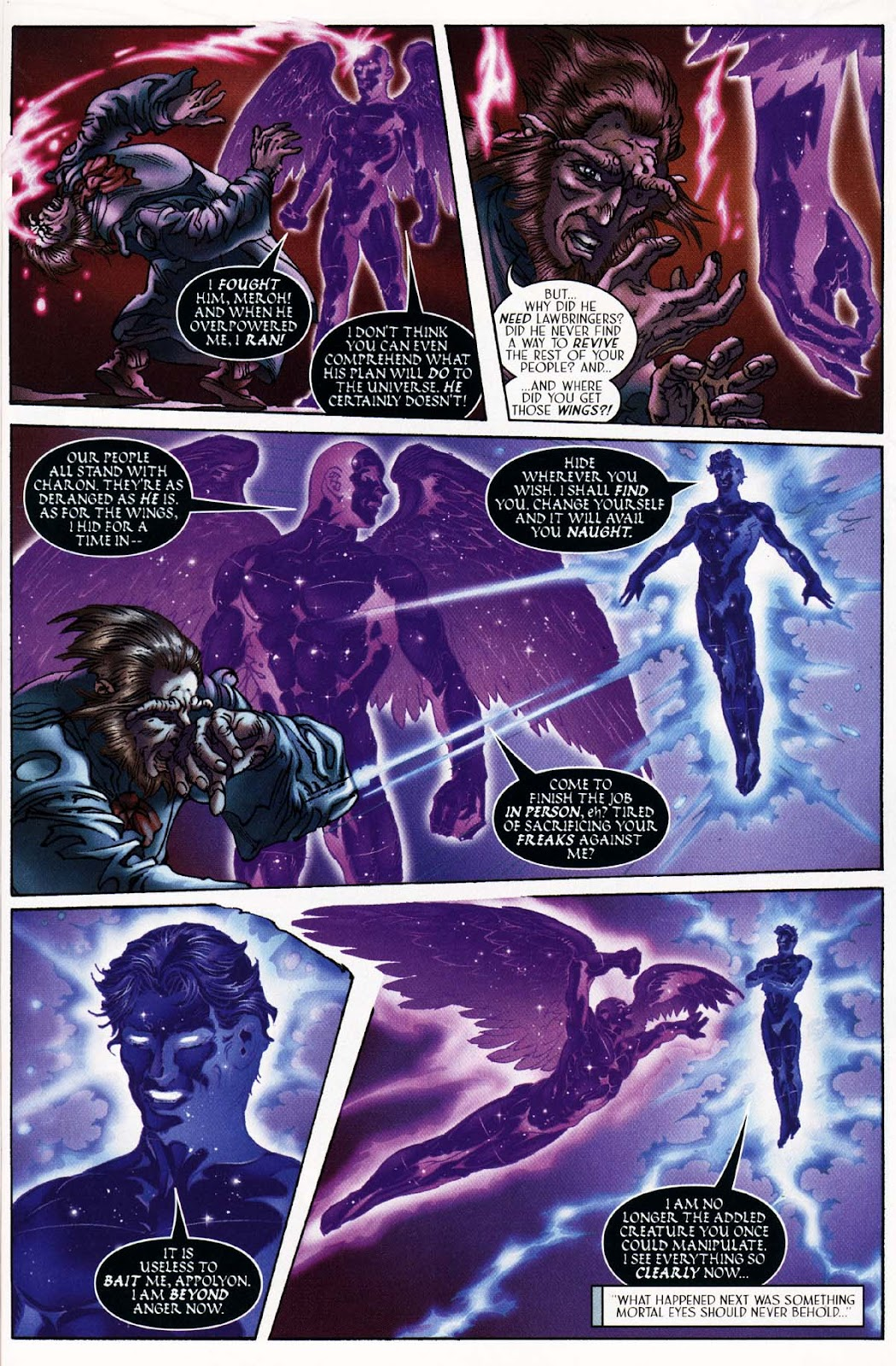 Read online Negation Lawbringer comic -  Issue # Full - 23