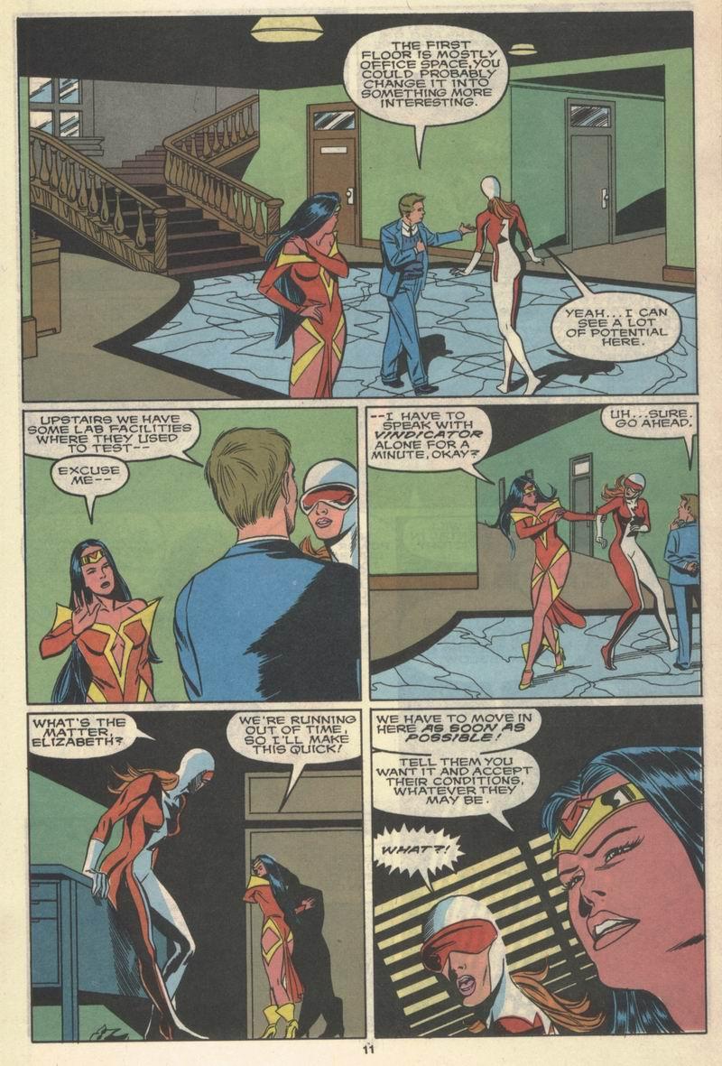Read online Alpha Flight (1983) comic -  Issue #78 - 10