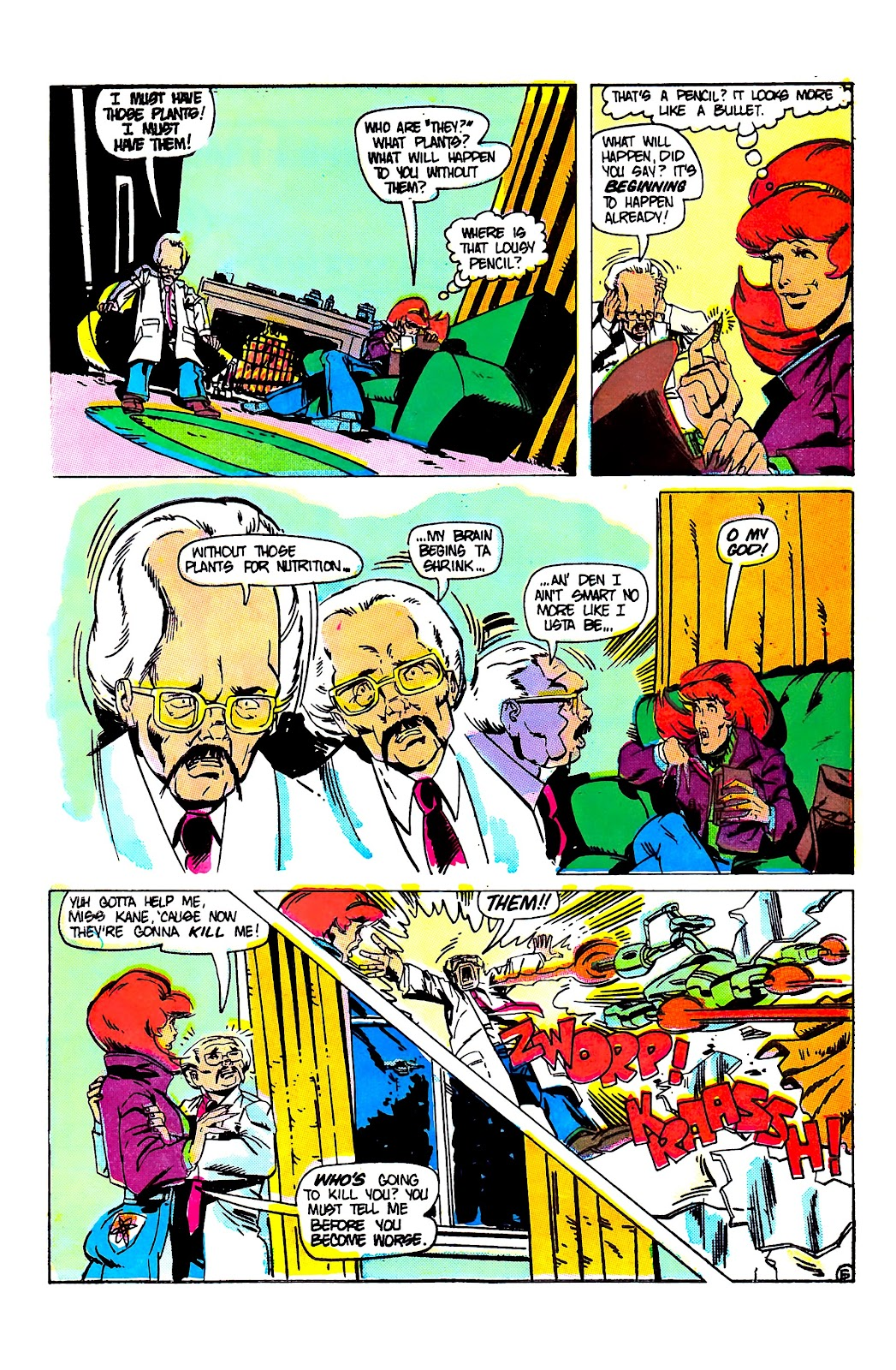 E-Man (1973) issue 9 - Page 8