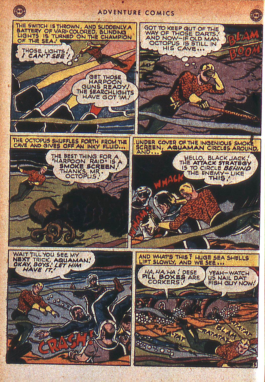 Read online Adventure Comics (1938) comic -  Issue #125 - 29