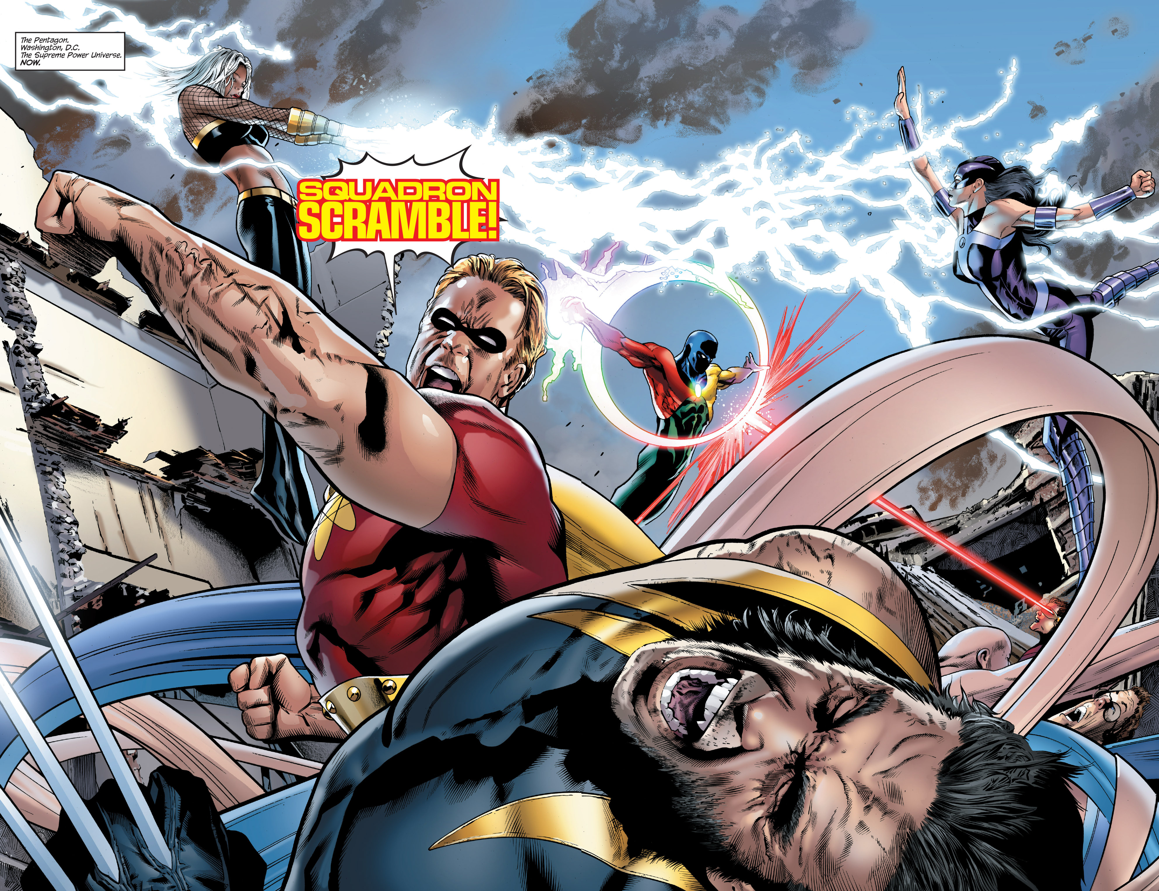 Read online Ultimate Power comic -  Issue #8 - 3