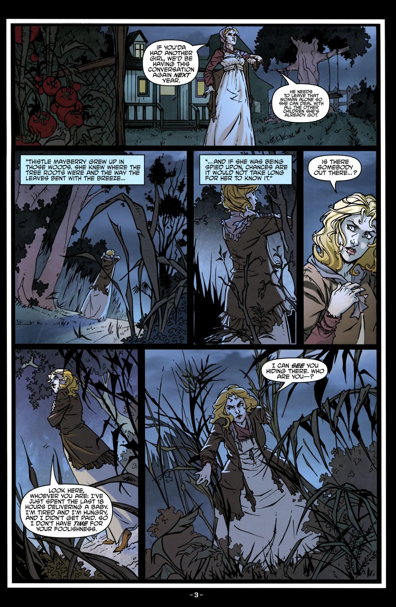 Read online True Blood (2010) comic -  Issue #6 - 6