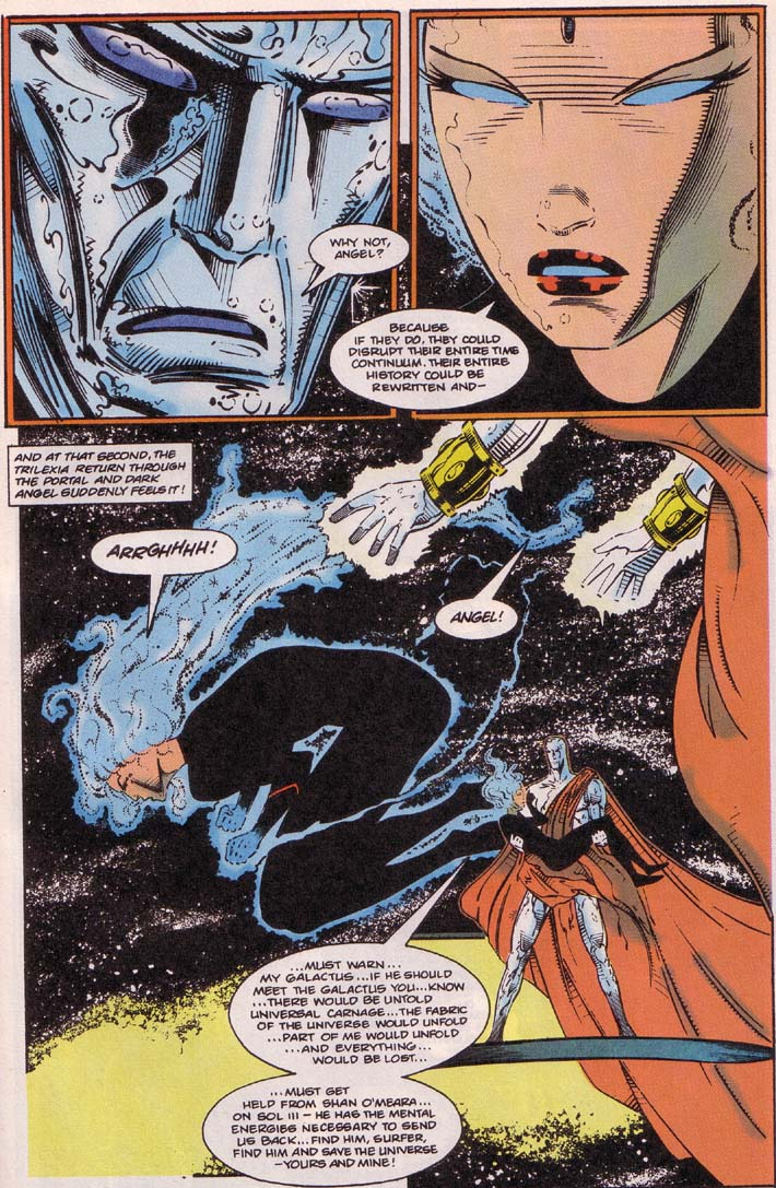 Read online Cyberspace 3000 comic -  Issue #4 - 18