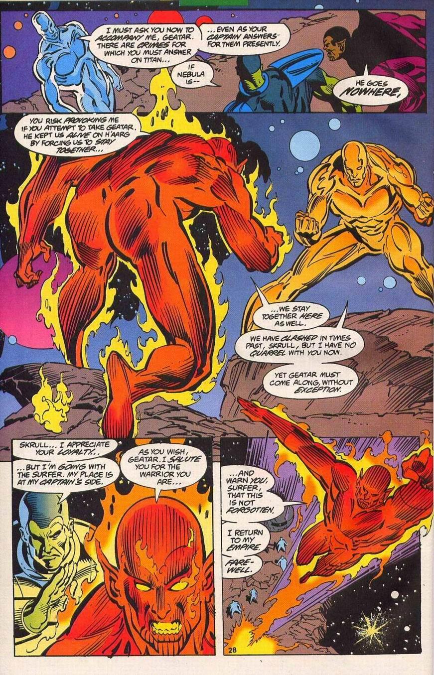 Read online Secret Defenders comic -  Issue #14 - 20