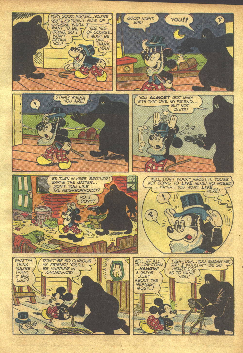 Walt Disney's Comics and Stories issue 103 - Page 43