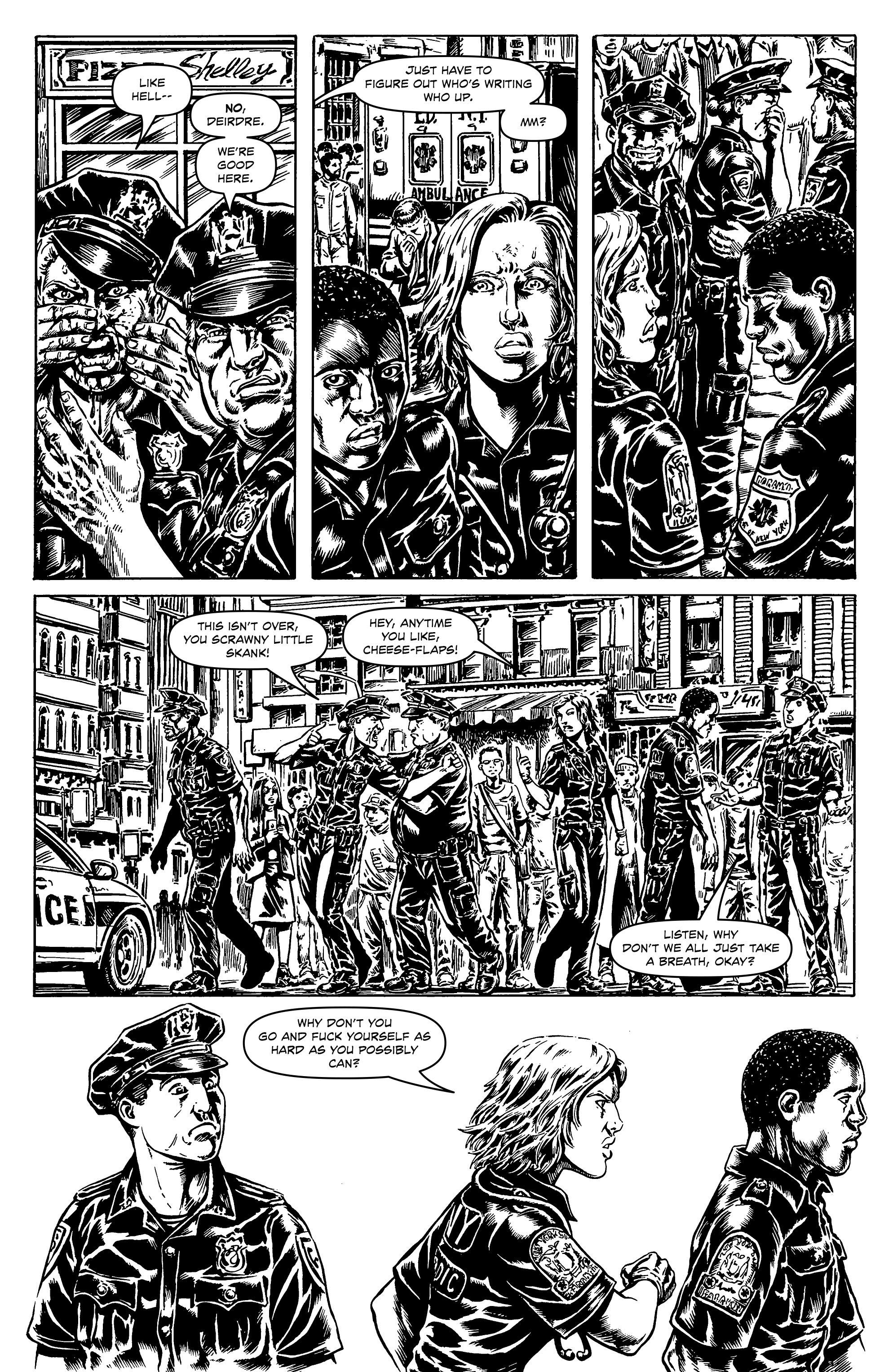 Read online Alan Moore's Cinema Purgatorio comic -  Issue #2 - 21