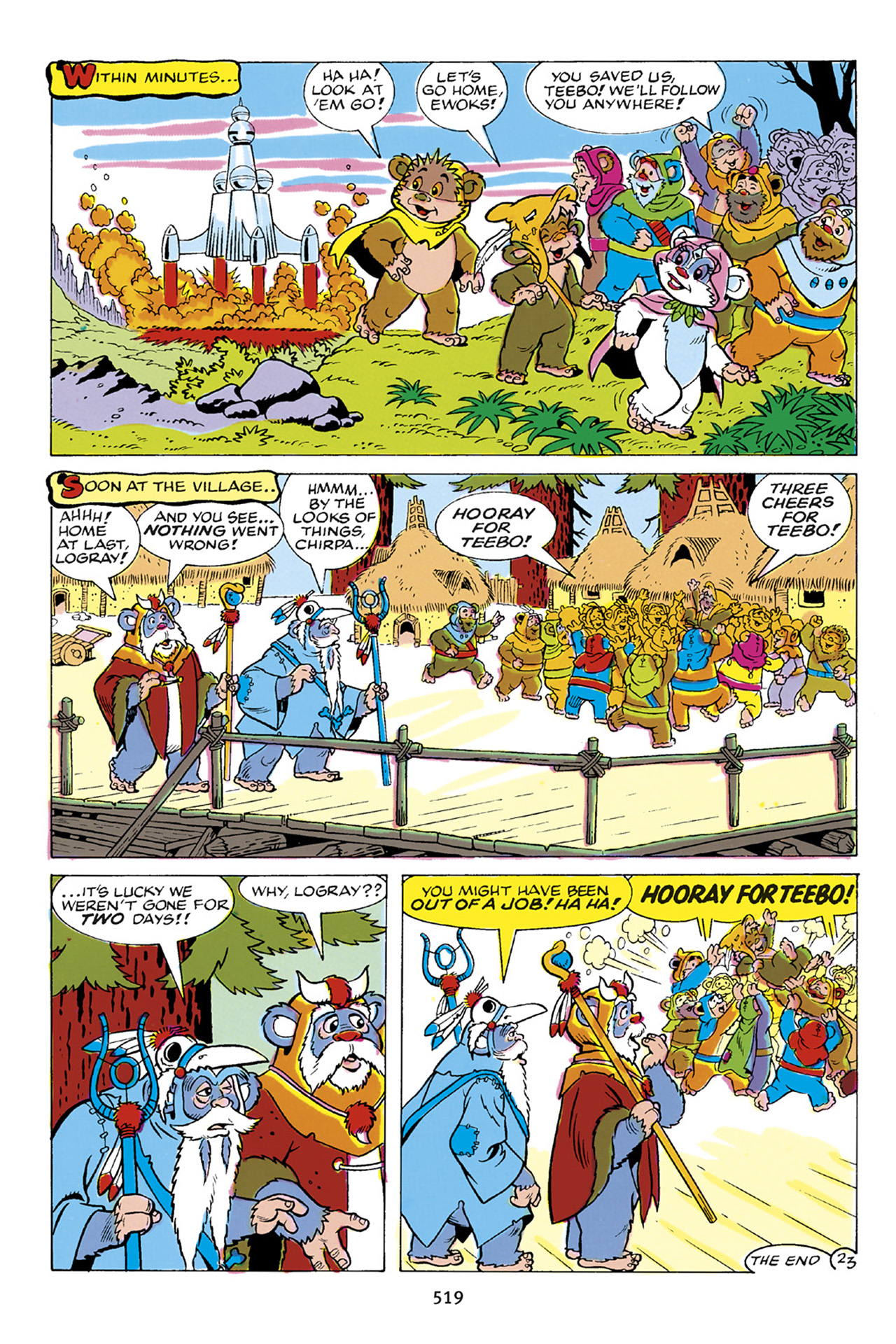 Read online Star Wars Omnibus comic -  Issue # Vol. 23.5 - 263