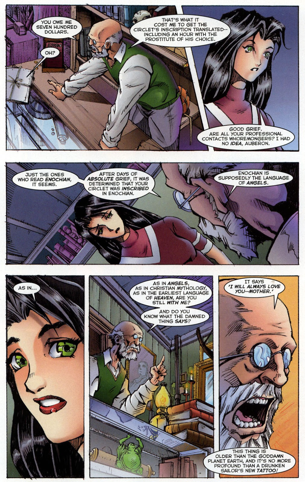 Shi/Vampirella issue Full - Page 18