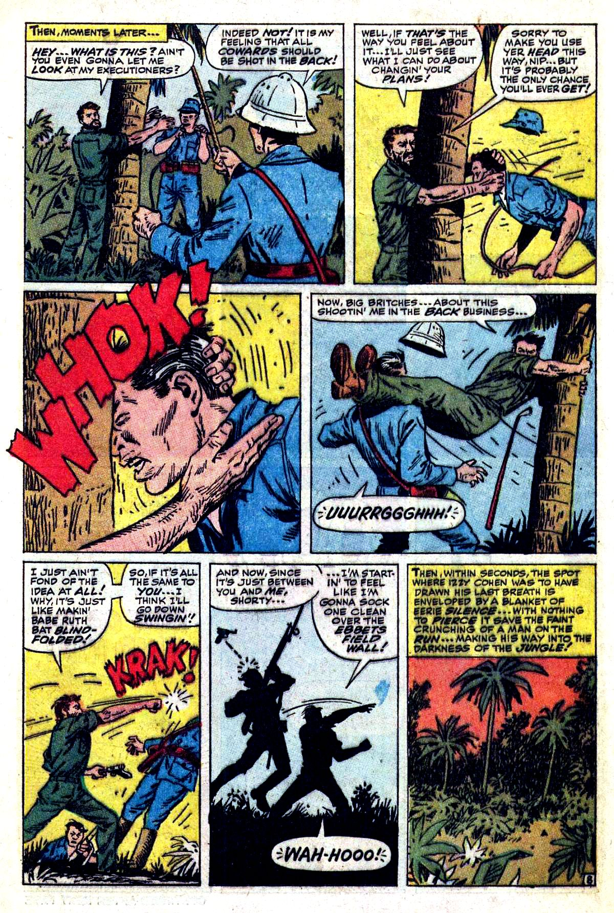 Read online Sgt. Fury comic -  Issue #54 - 13