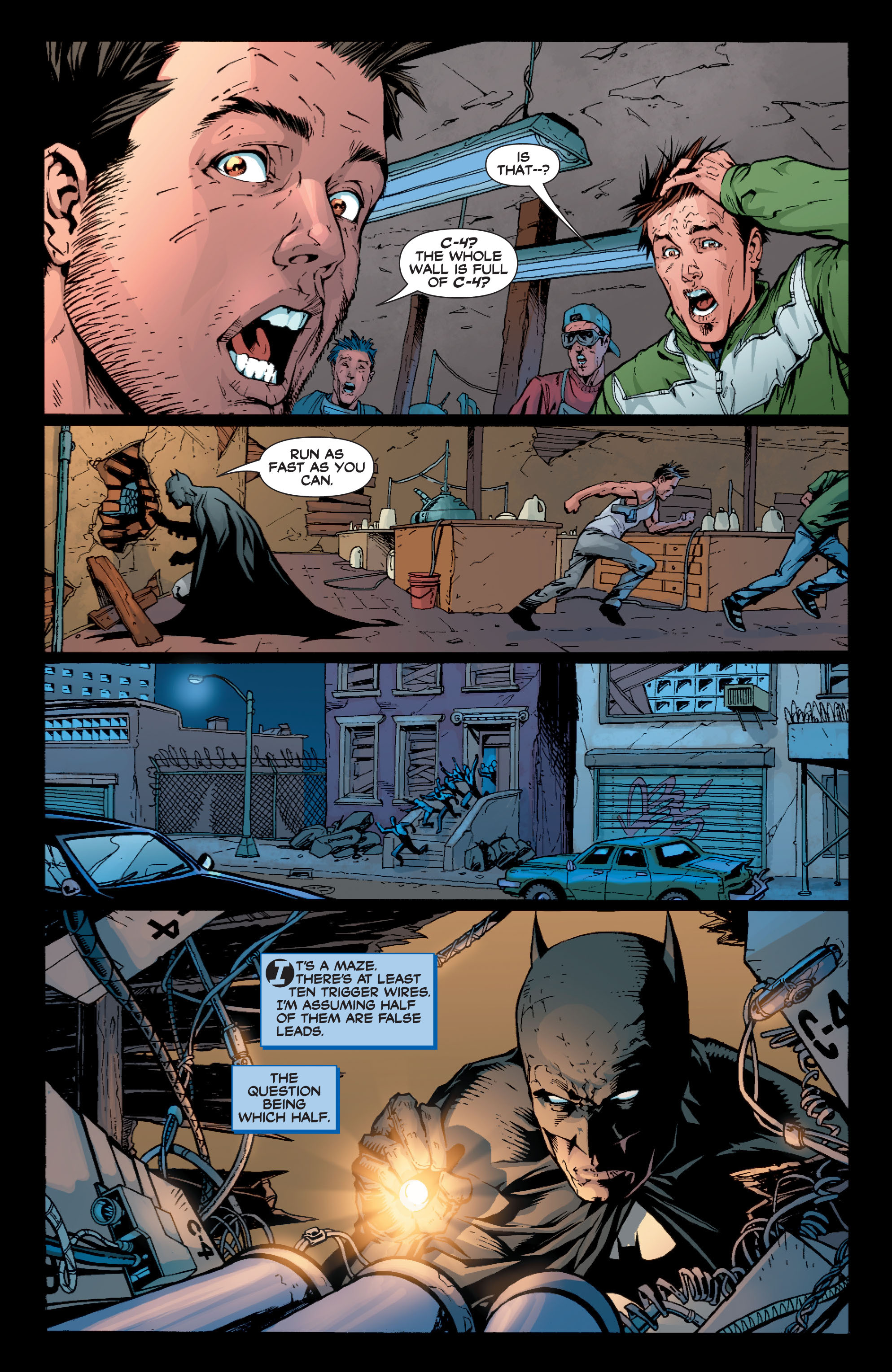 Read online Batman: Under The Red Hood comic -  Issue # Full - 204