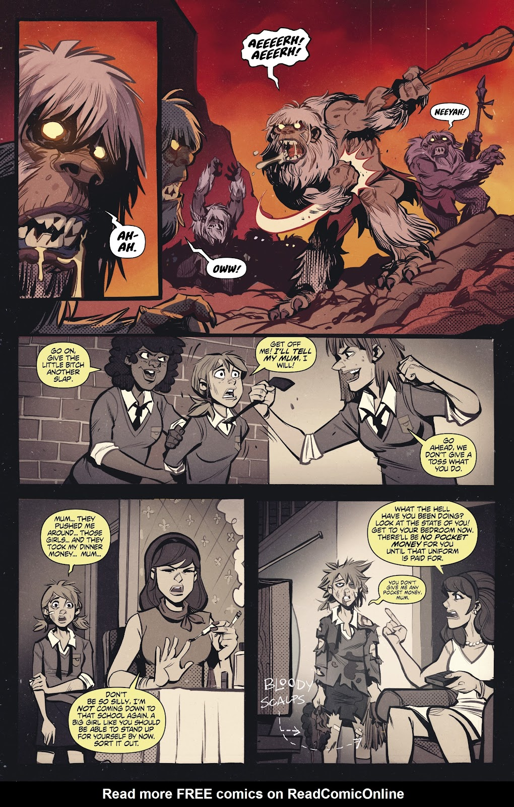 Read online Tank Girl Ongoing comic -  Issue #2 - 16