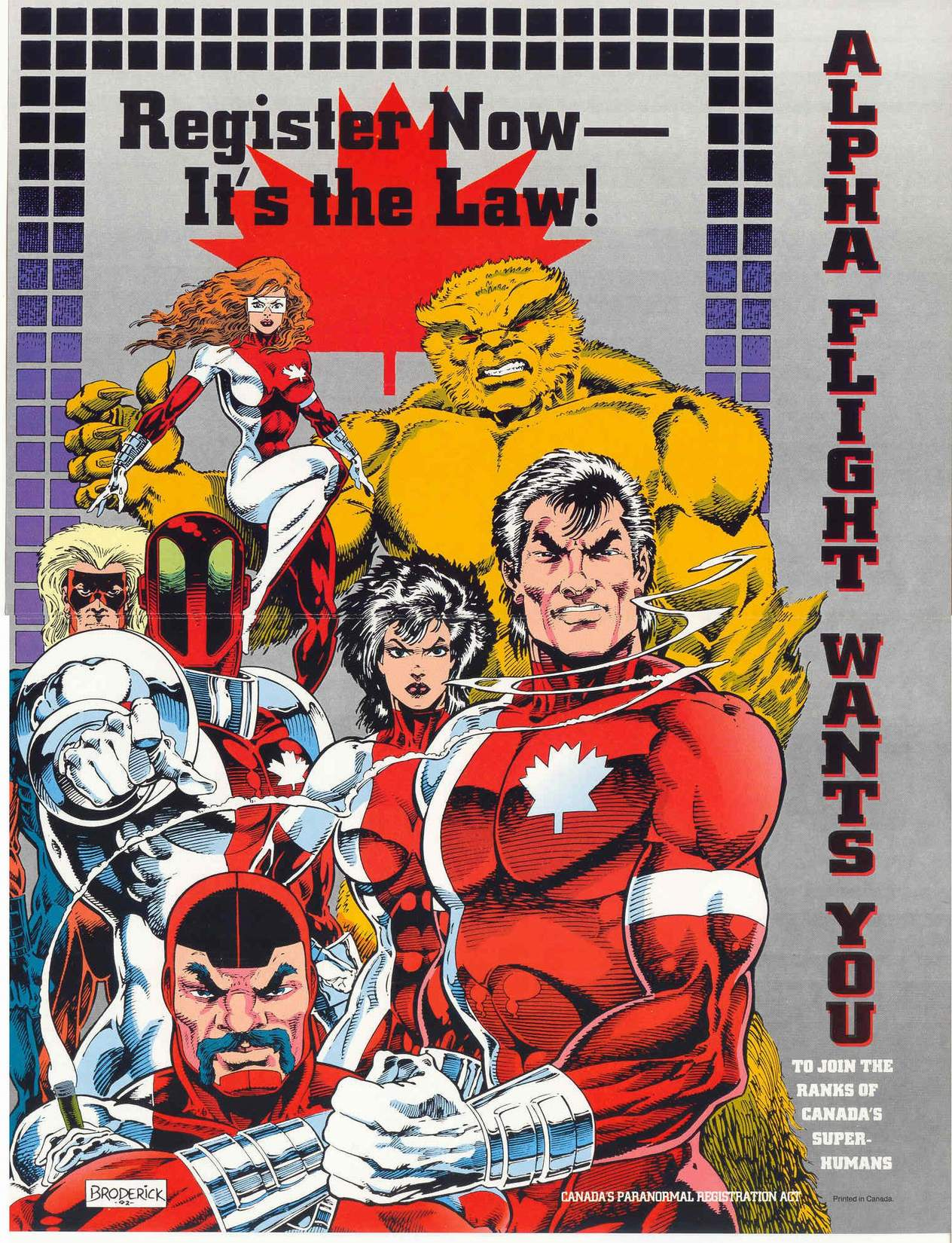 Read online Alpha Flight (1983) comic -  Issue #120 - 26