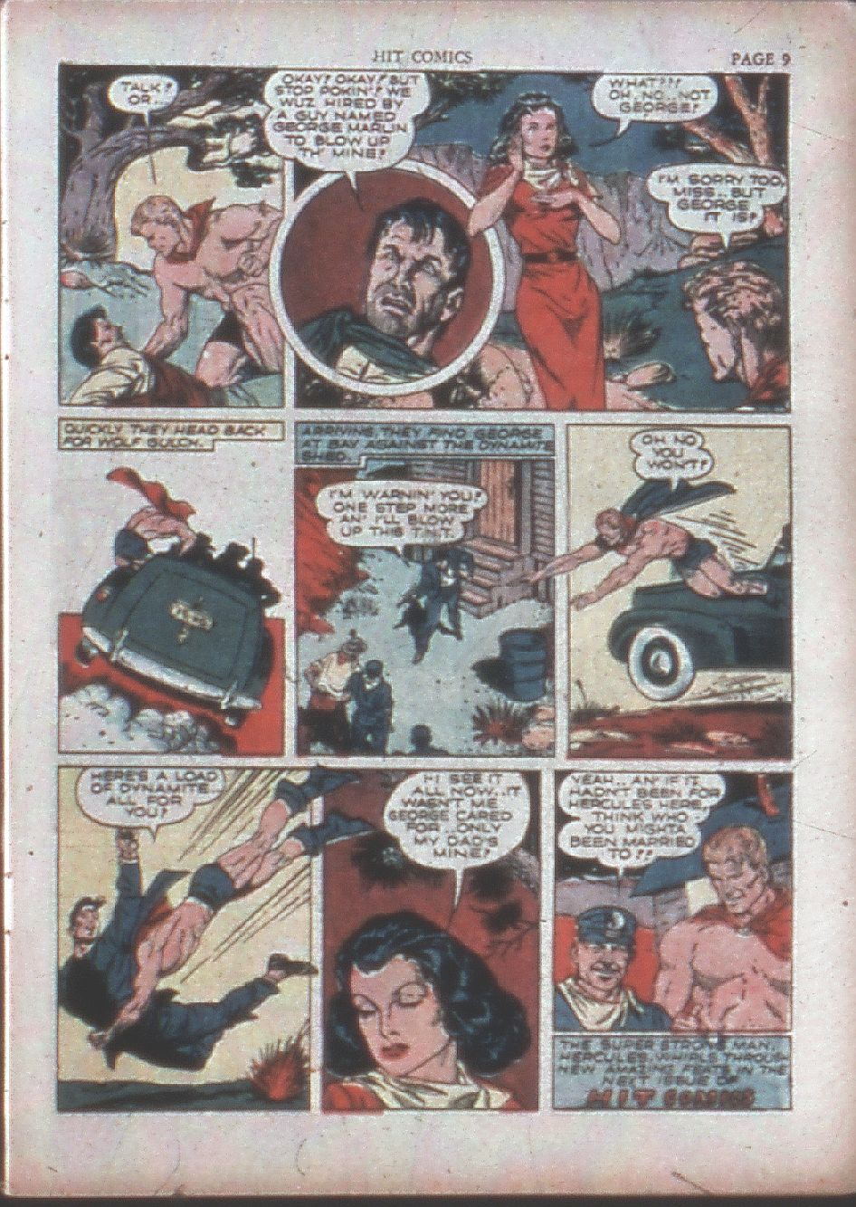 Read online Hit Comics comic -  Issue #15 - 11