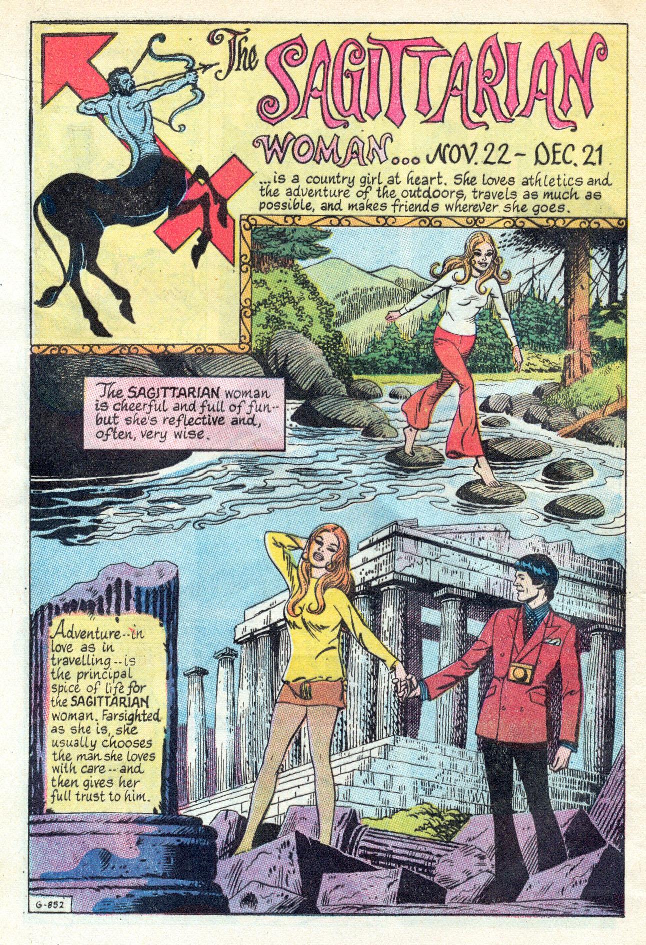 Read online Secret Hearts comic -  Issue #149 - 12