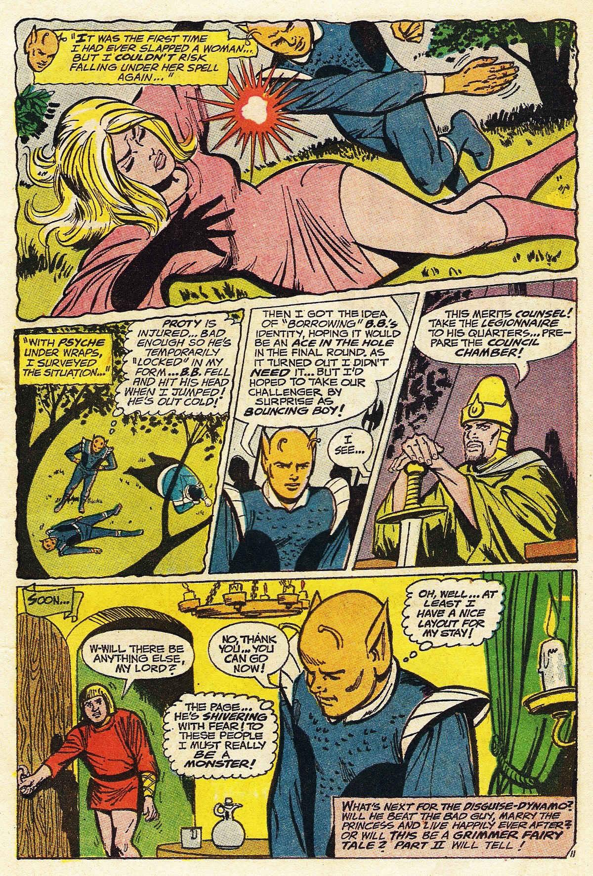 Read online Adventure Comics (1938) comic -  Issue #376 - 15