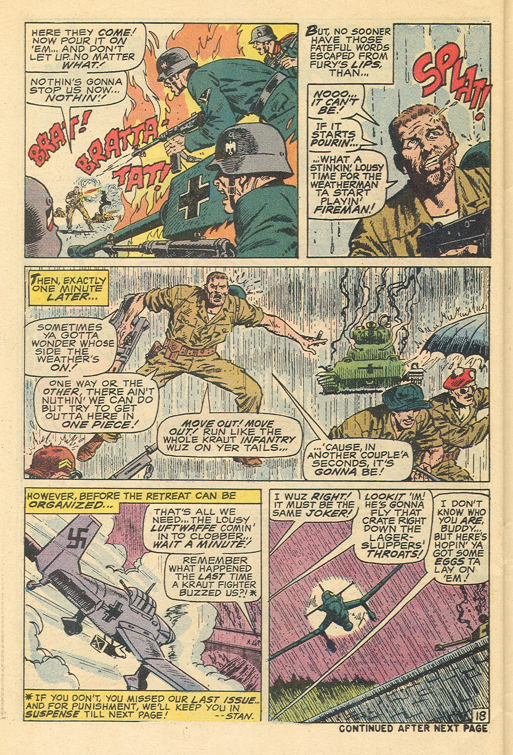 Read online Sgt. Fury comic -  Issue #71 - 30