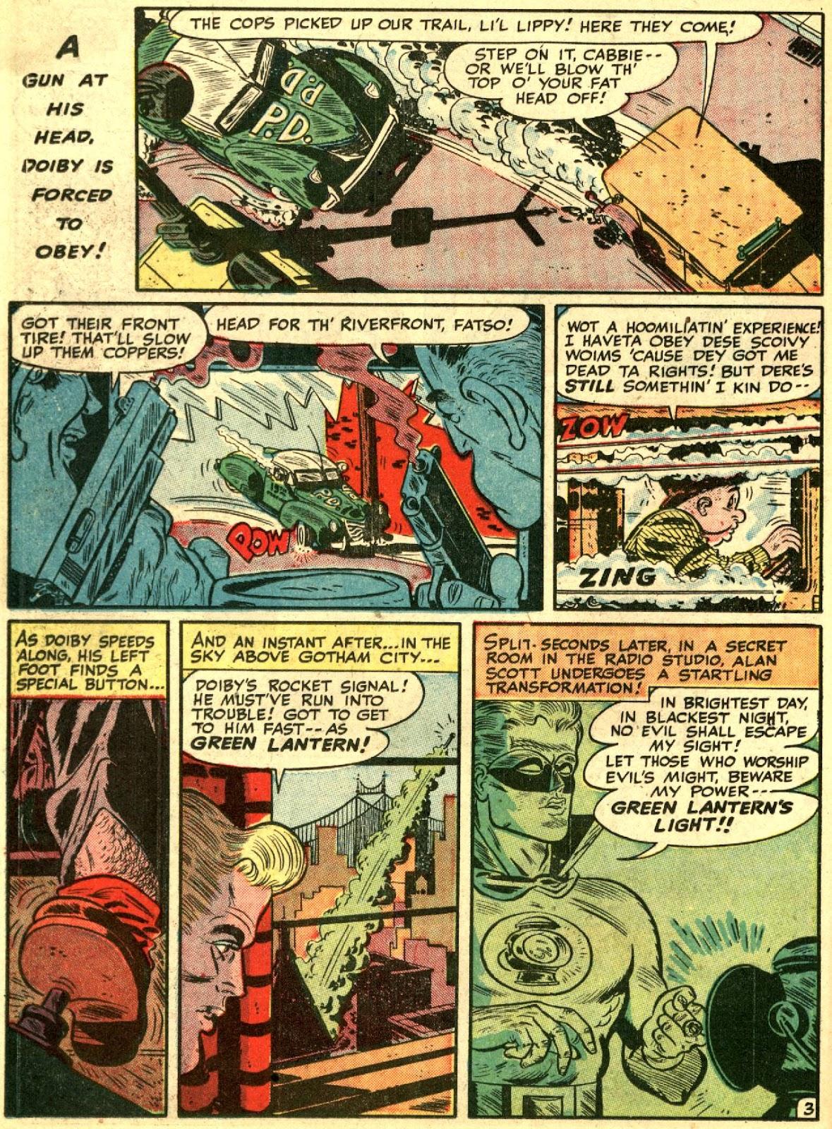 Comic Cavalcade issue 27 - Page 32