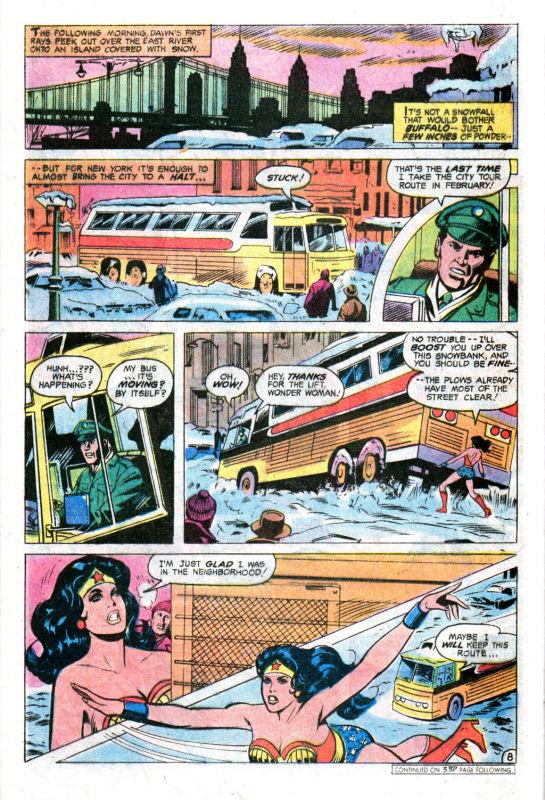 Read online Wonder Woman (1942) comic -  Issue #255 - 12