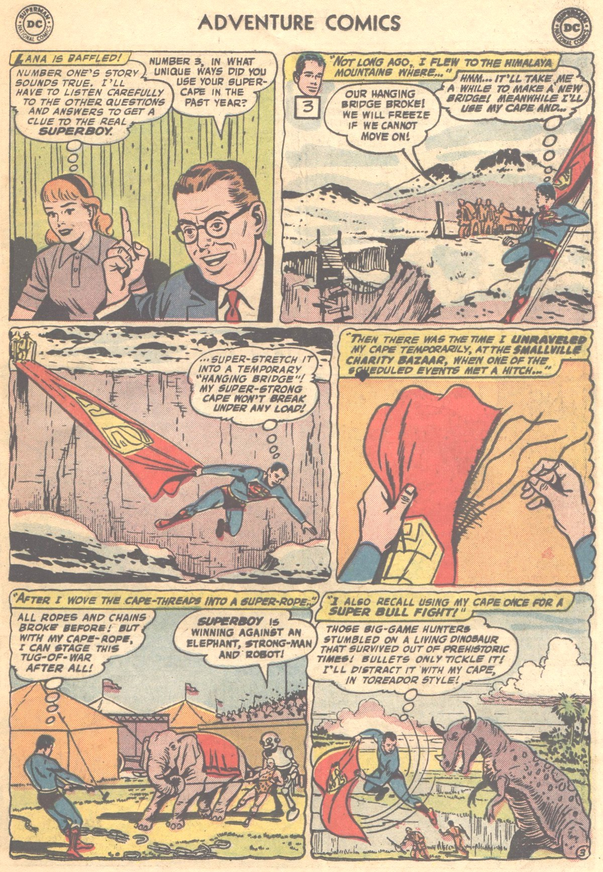 Read online Adventure Comics (1938) comic -  Issue #324 - 27