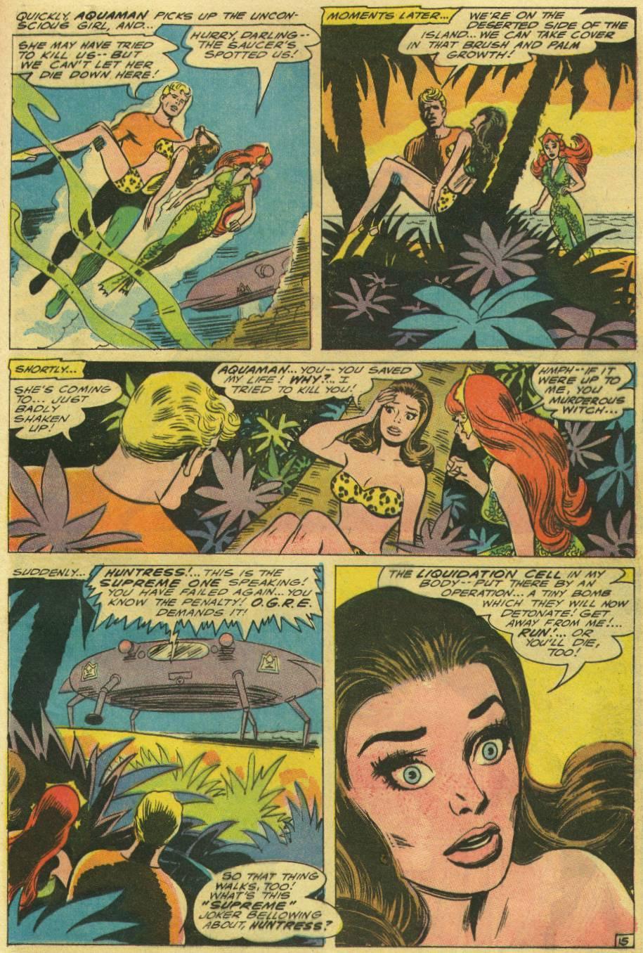 Aquaman (1962) Issue #26 #26 - English 21
