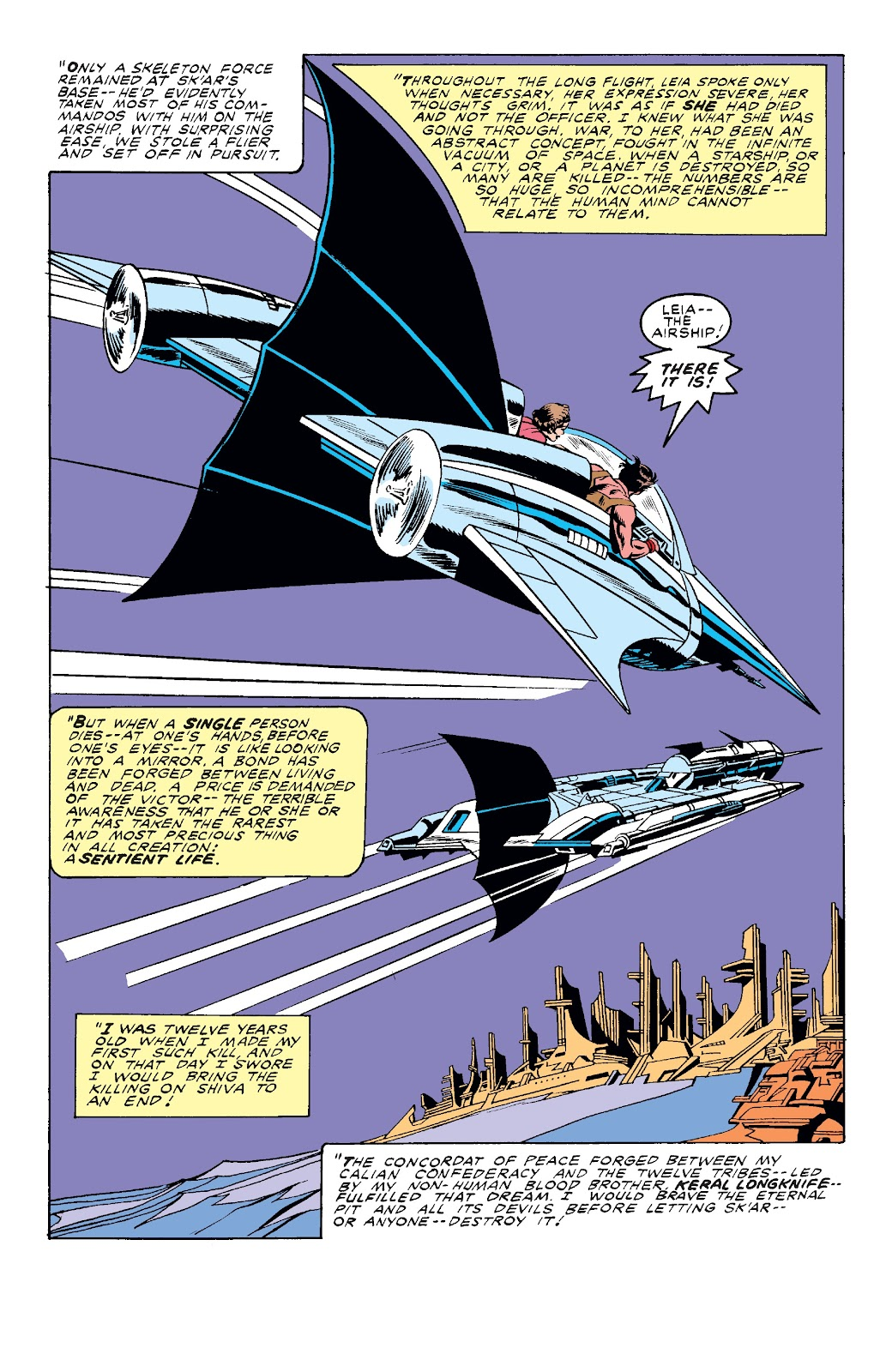 Read online Star Wars Legends: The Original Marvel Years - Epic Collection comic -  Issue # TPB 3 (Part 4) - 40