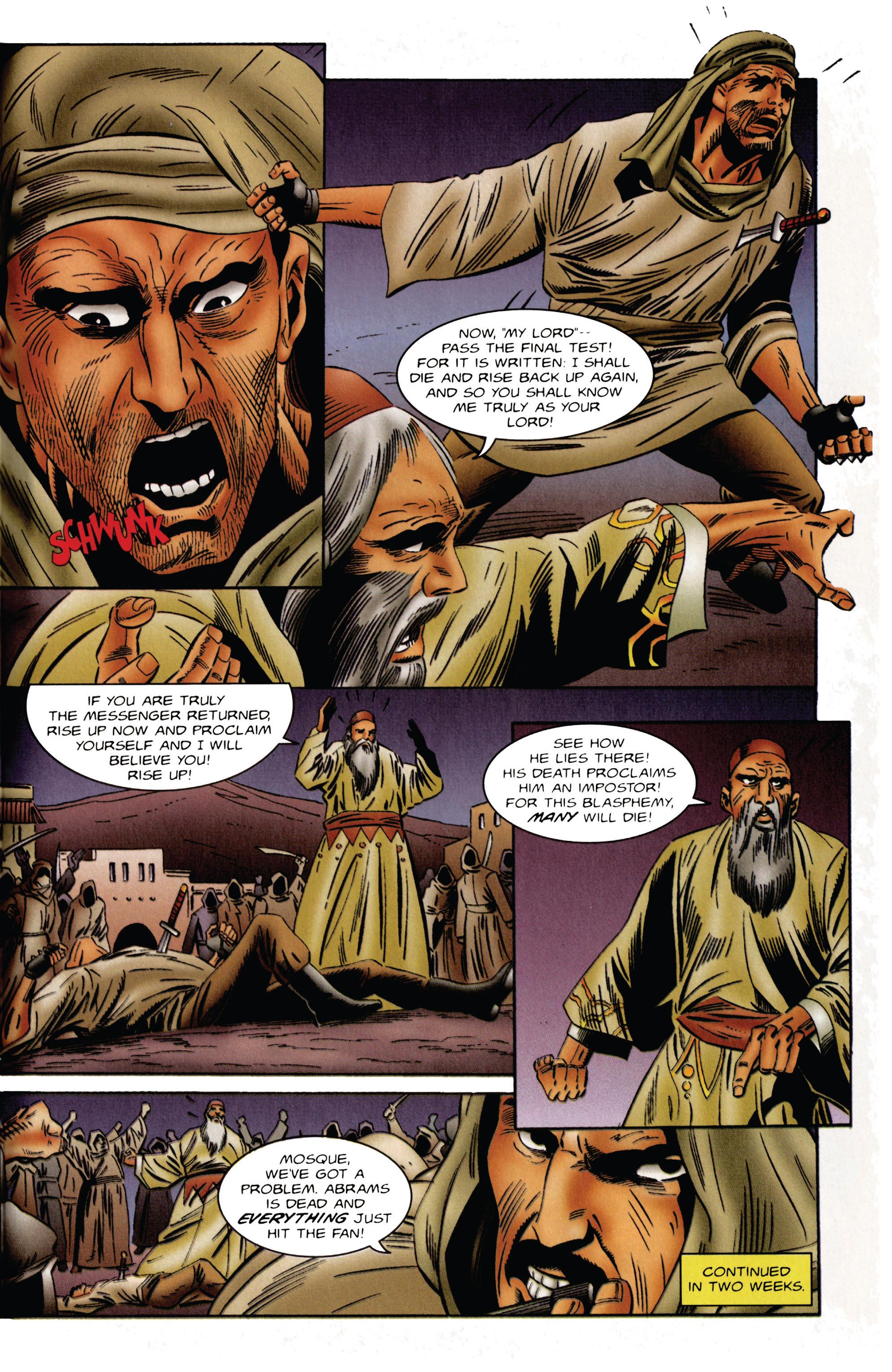 Read online Eternal Warrior (1992) comic -  Issue #47 - 21