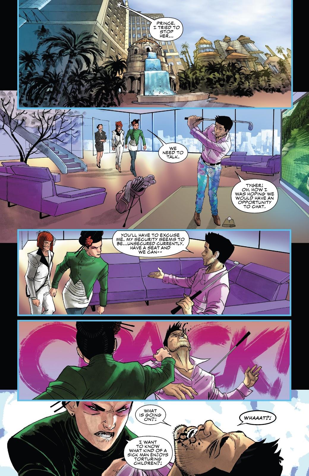 Read online Black Widow (2019) comic -  Issue #4 - 18