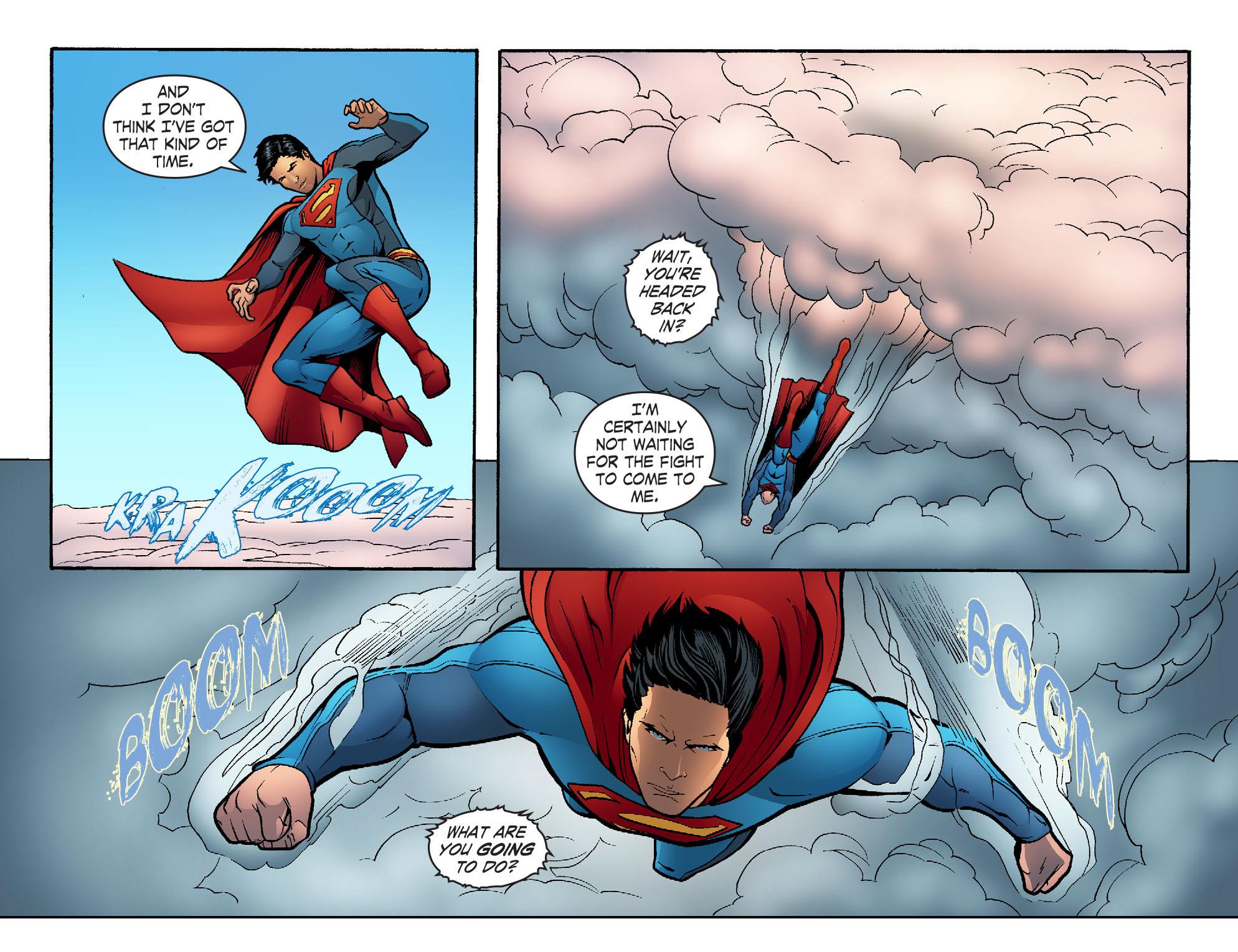 Read online Smallville: Alien comic -  Issue #10 - 21
