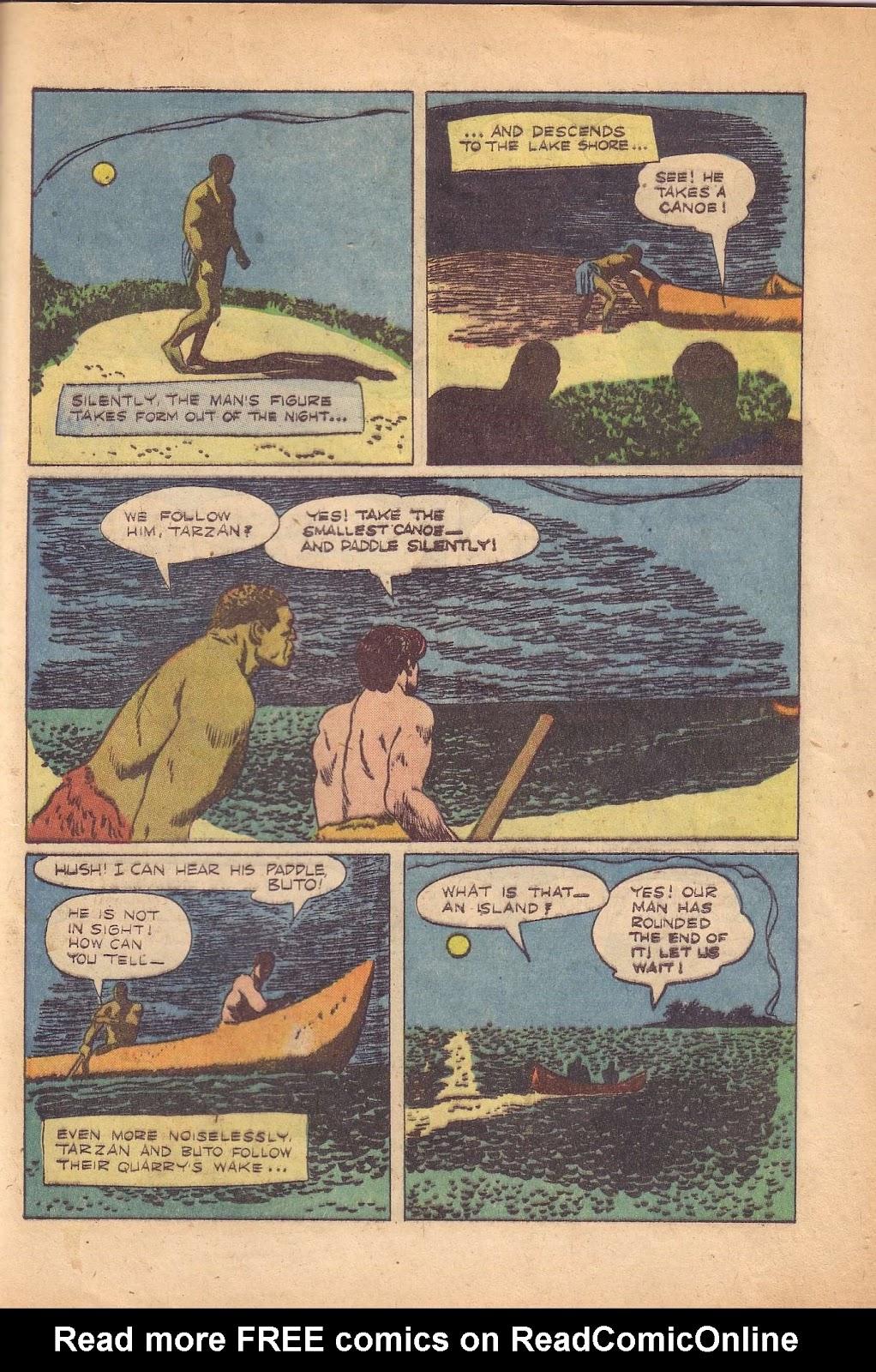 Tarzan (1948) issue 50 - Page 37