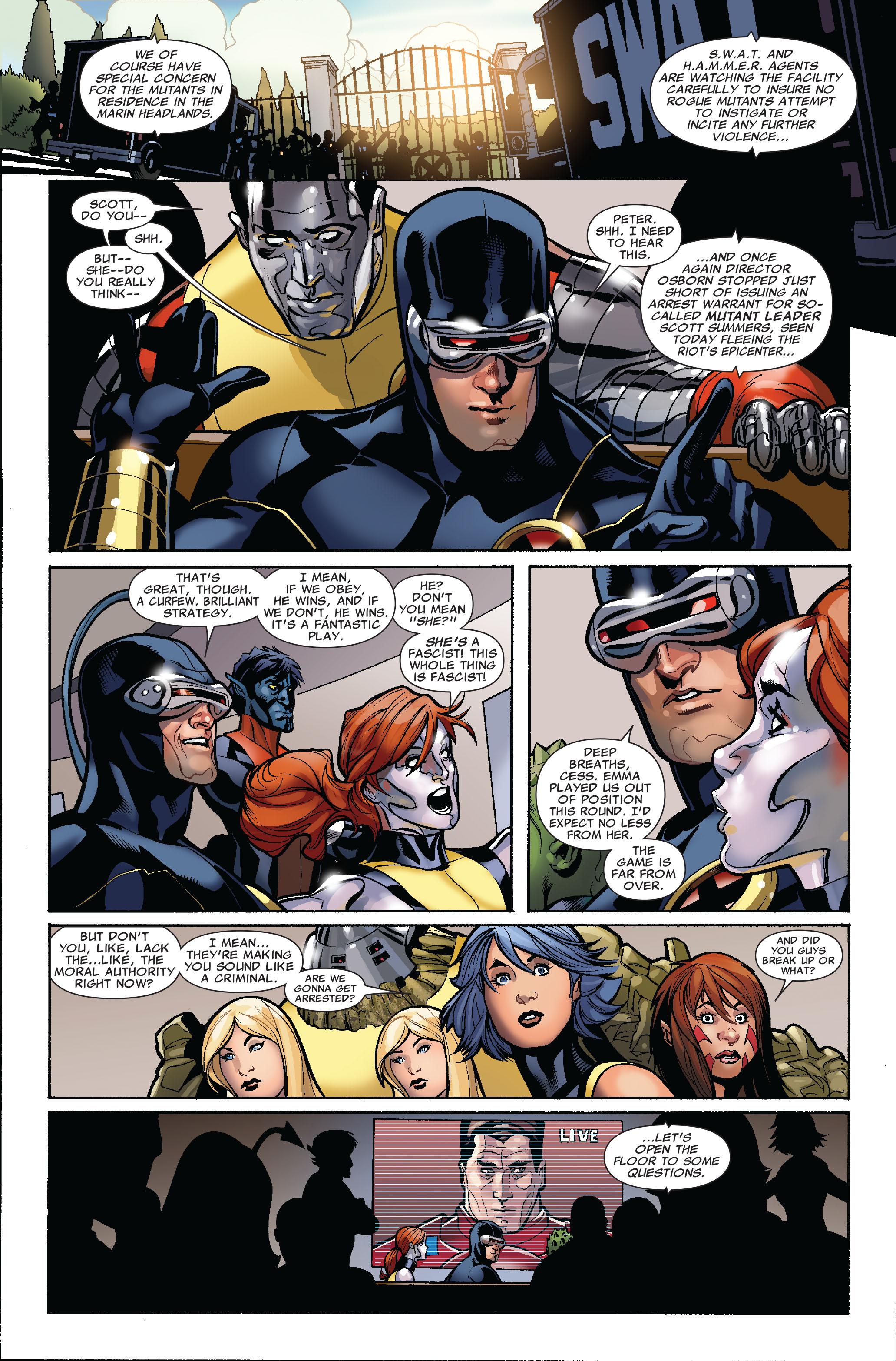 Read online Uncanny X-Men (1963) comic -  Issue #513 - 15