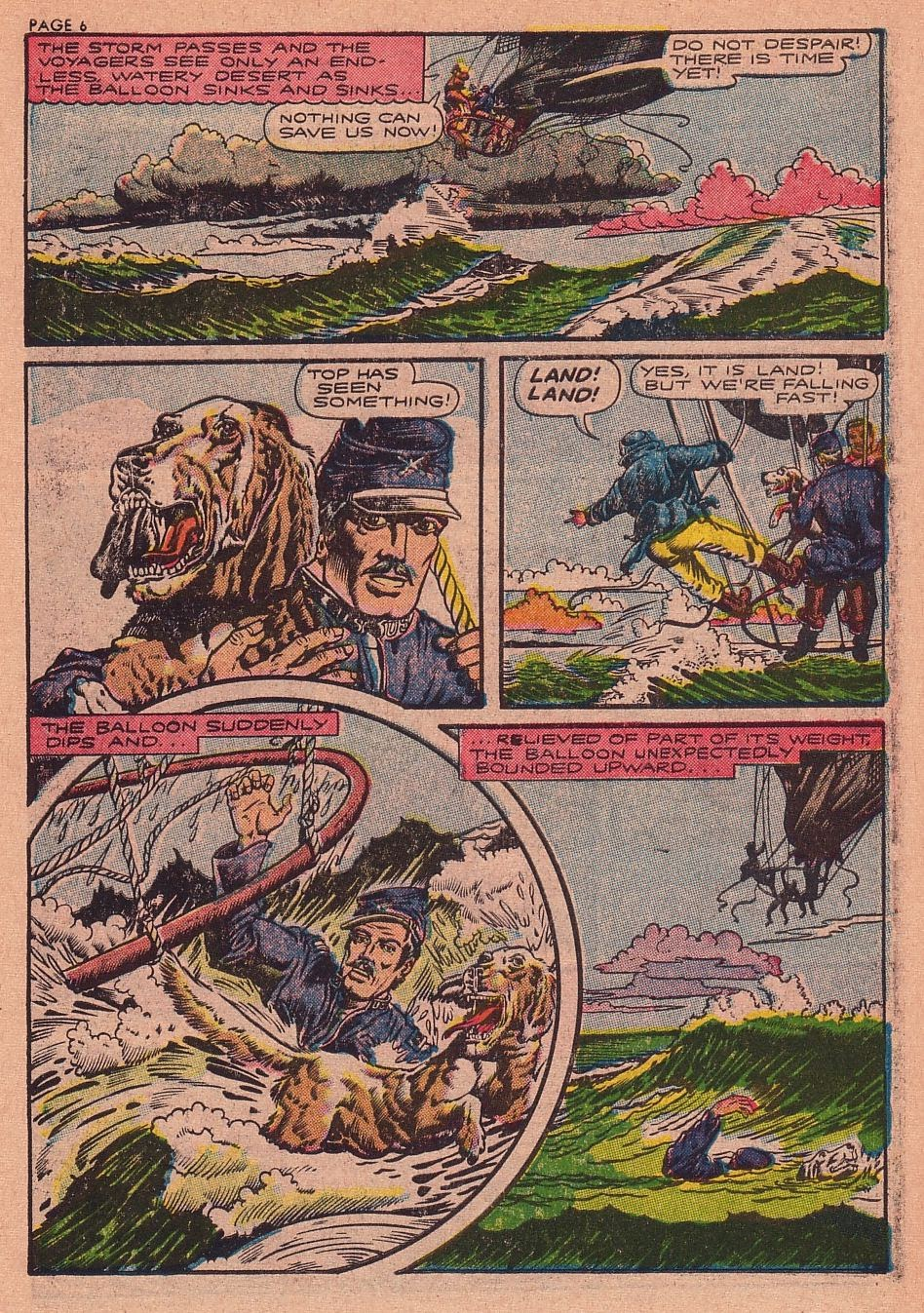 Classics Illustrated issue 34 - Page 7