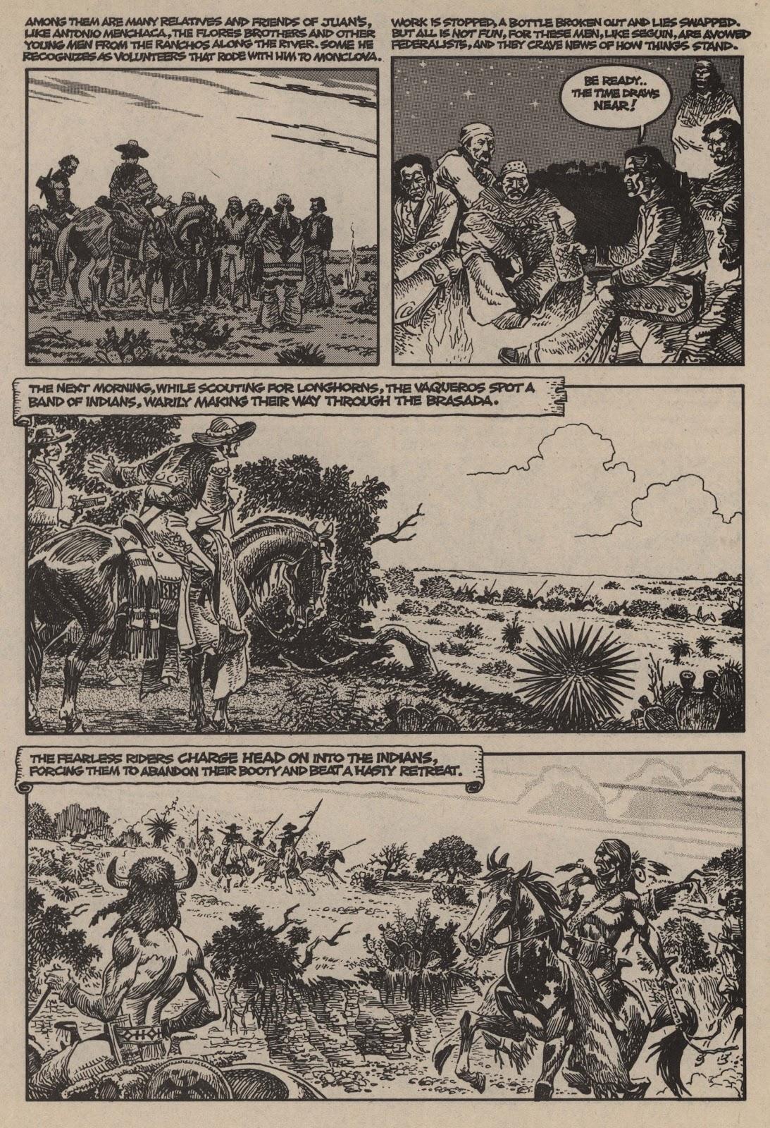 Recuerden el Alamo issue Full - Page 22