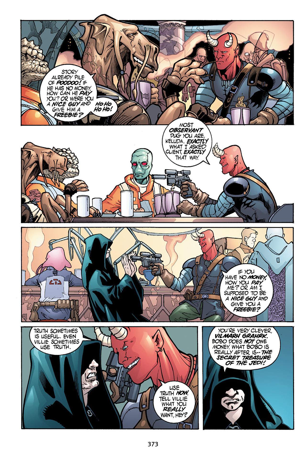 Read online Star Wars Omnibus comic -  Issue # Vol. 15.5 - 91