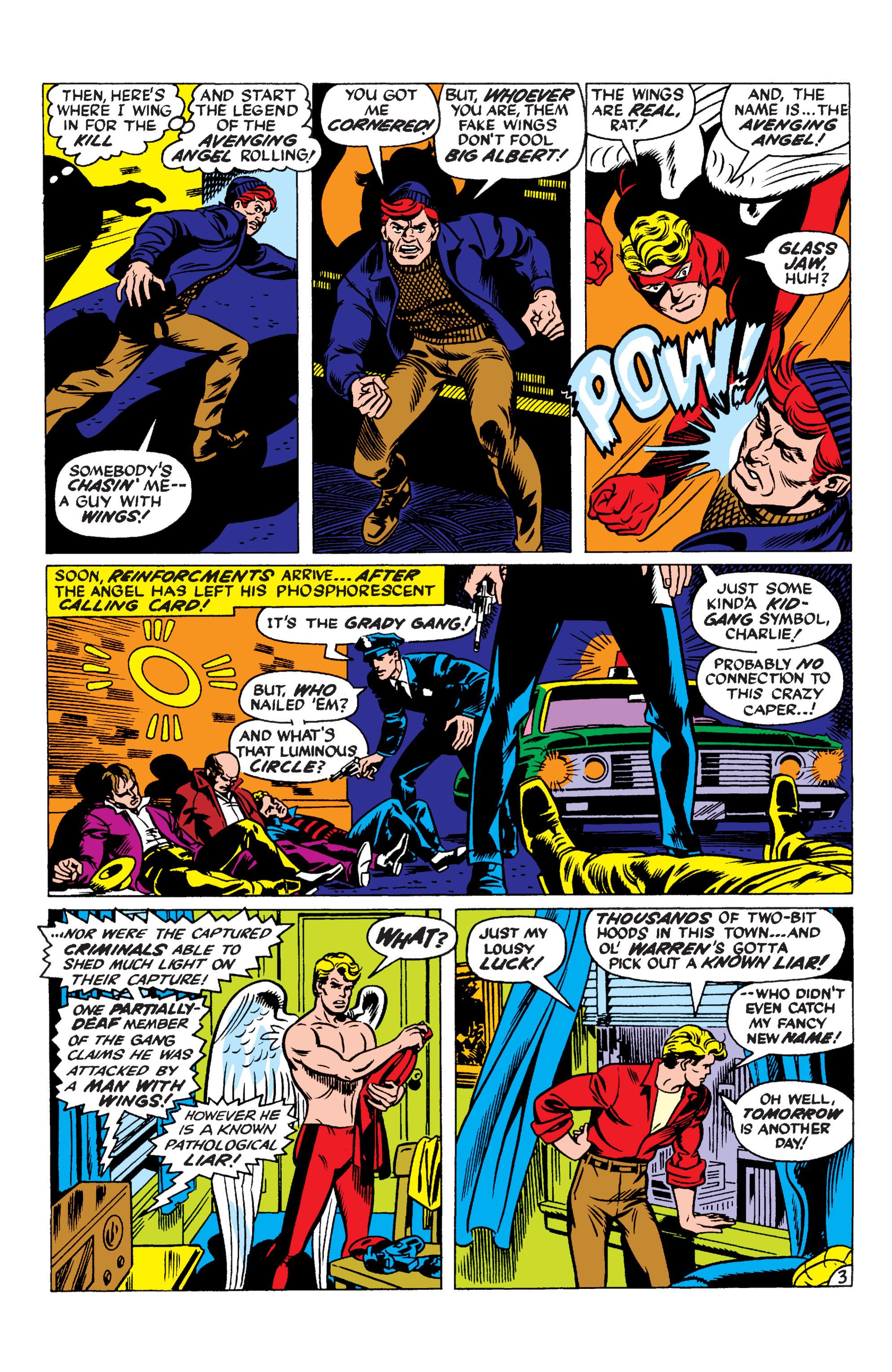 Uncanny X-Men (1963) 55 Page 18