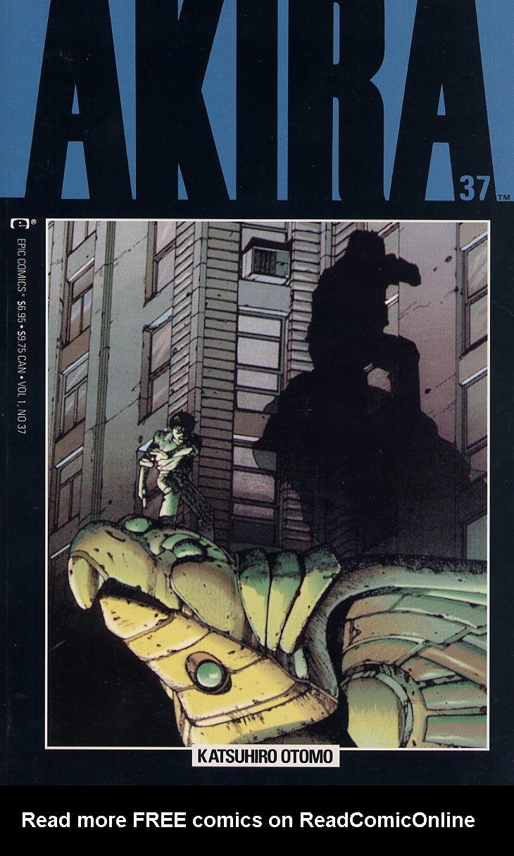 Akira 37 Page 1