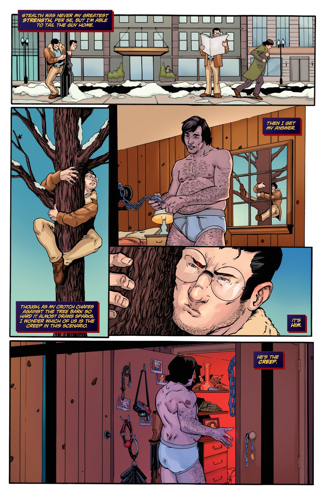 Read online Black Terror (2019) comic -  Issue # Full - 12