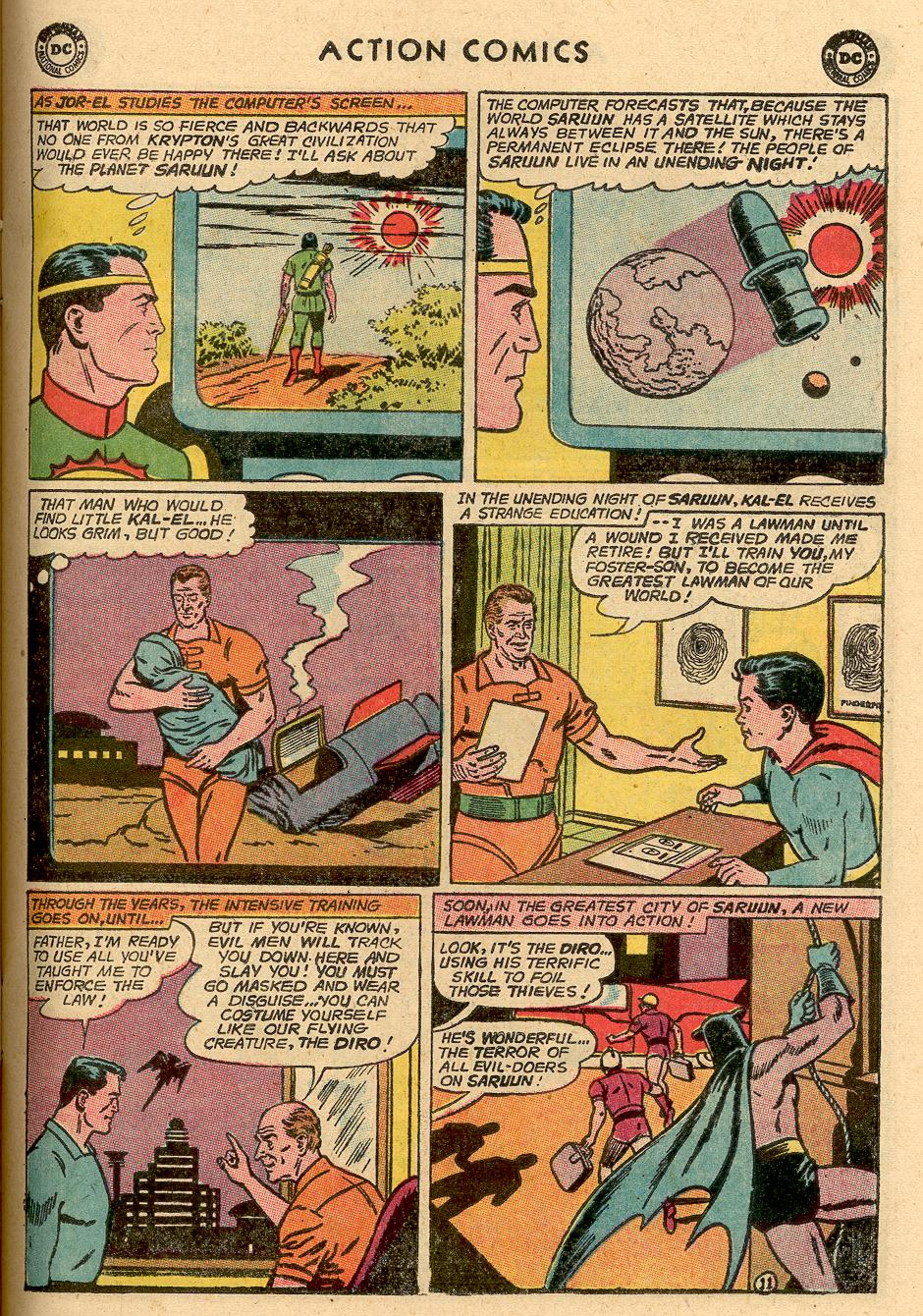 Read online Action Comics (1938) comic -  Issue #314 - 13