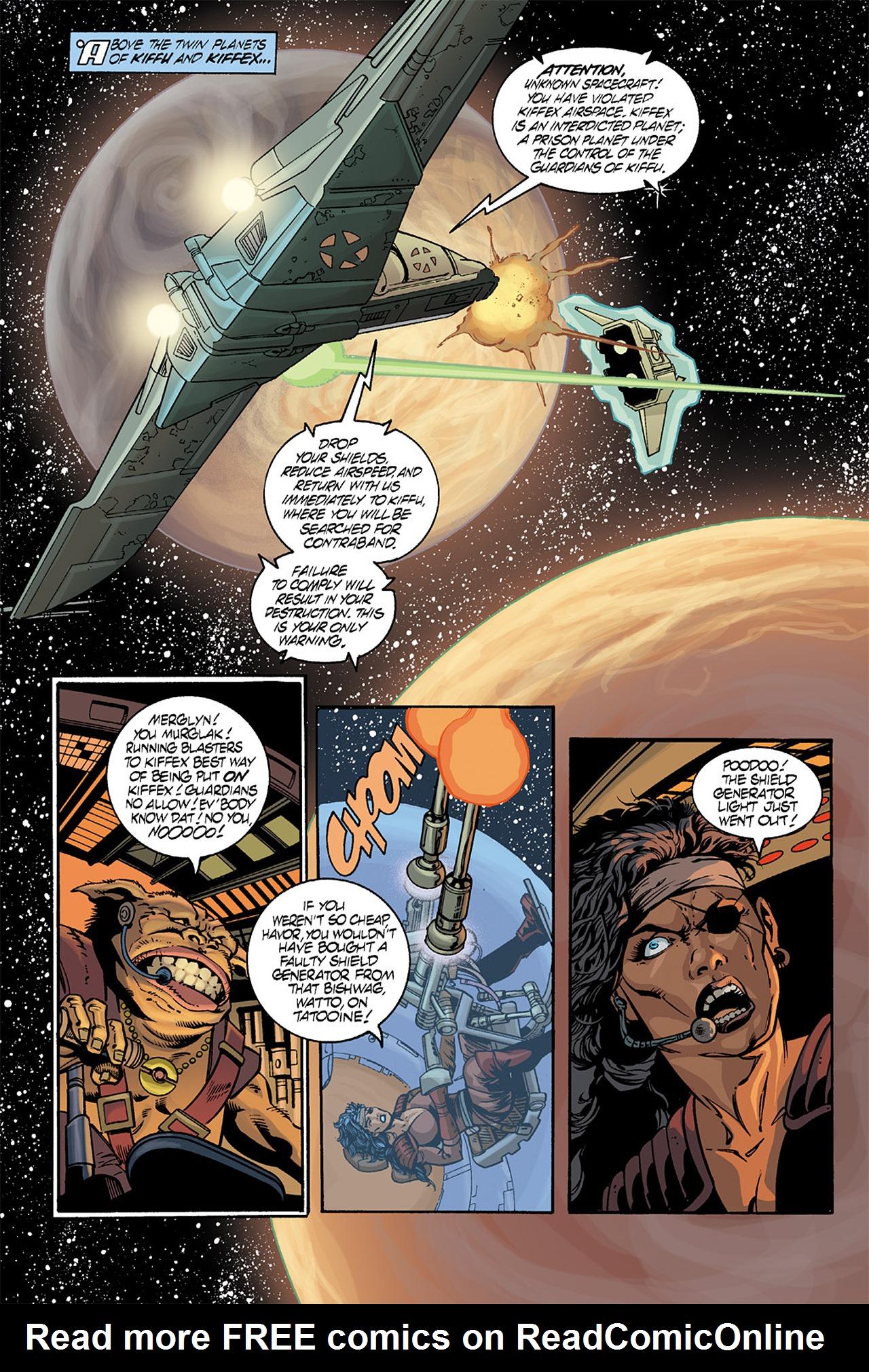 Read online Star Wars Omnibus comic -  Issue # Vol. 15 - 186
