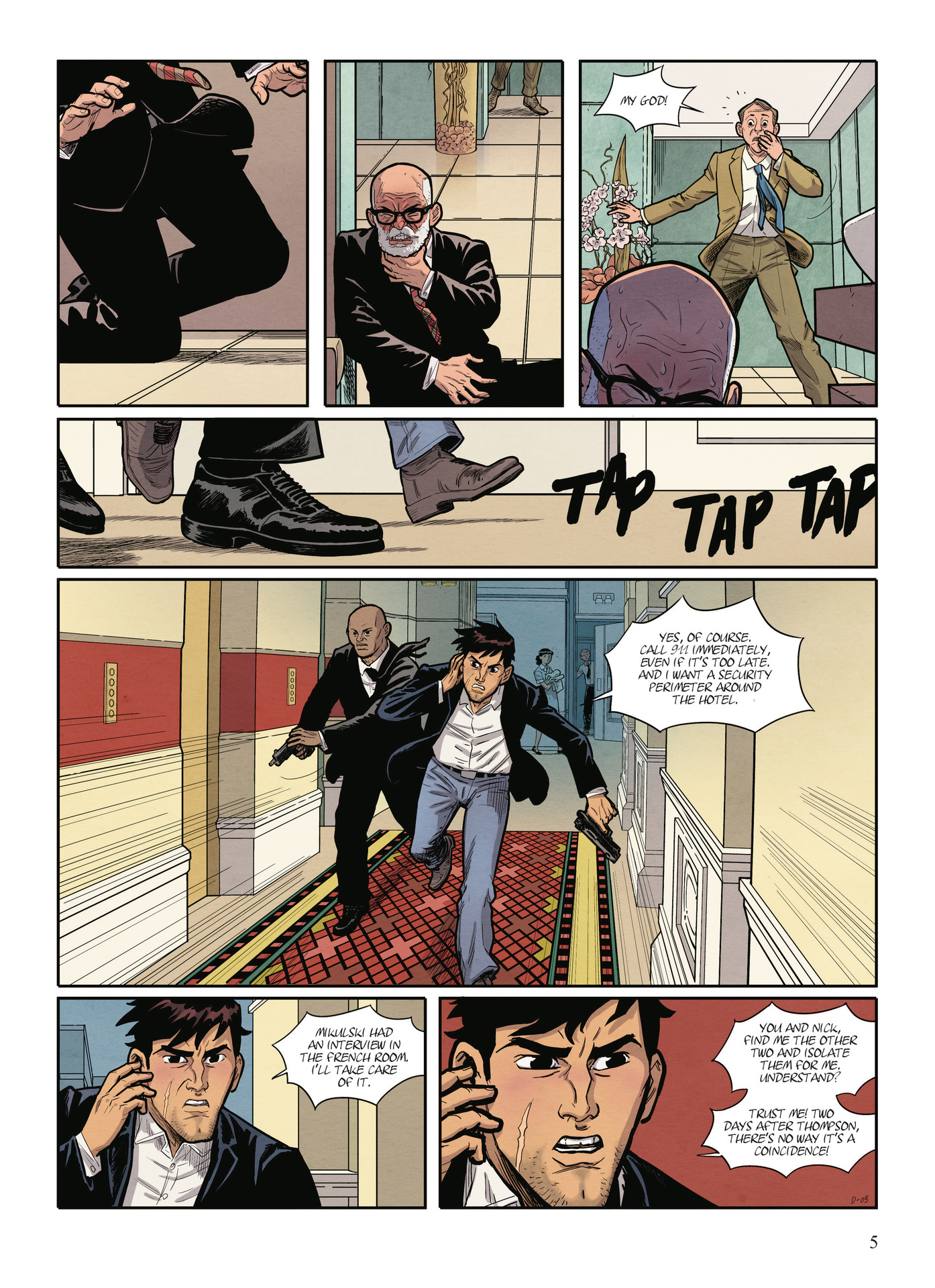 Read online Alter Ego comic -  Issue #9 - 7