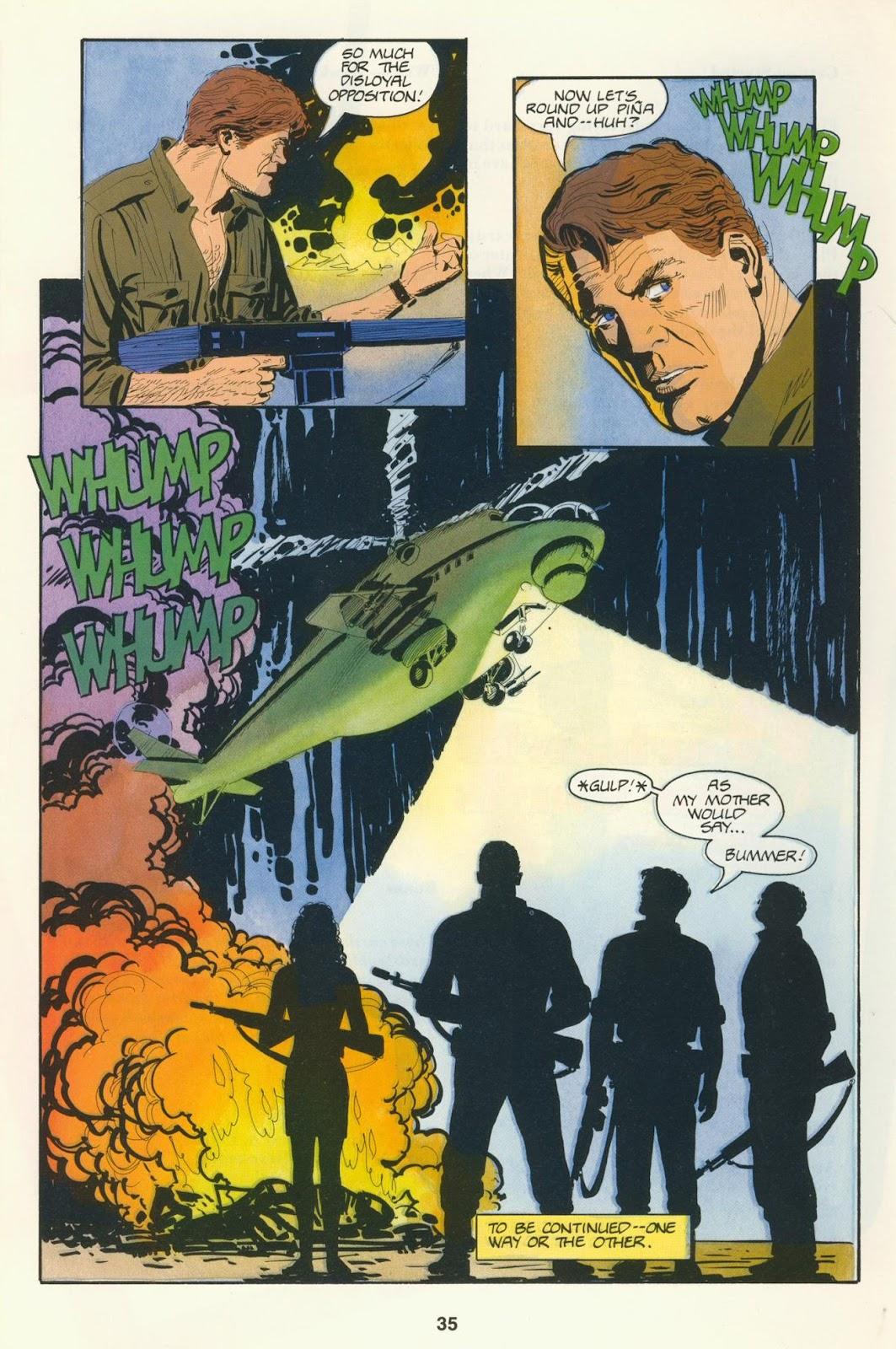 Warhawks issue 4 - Page 37