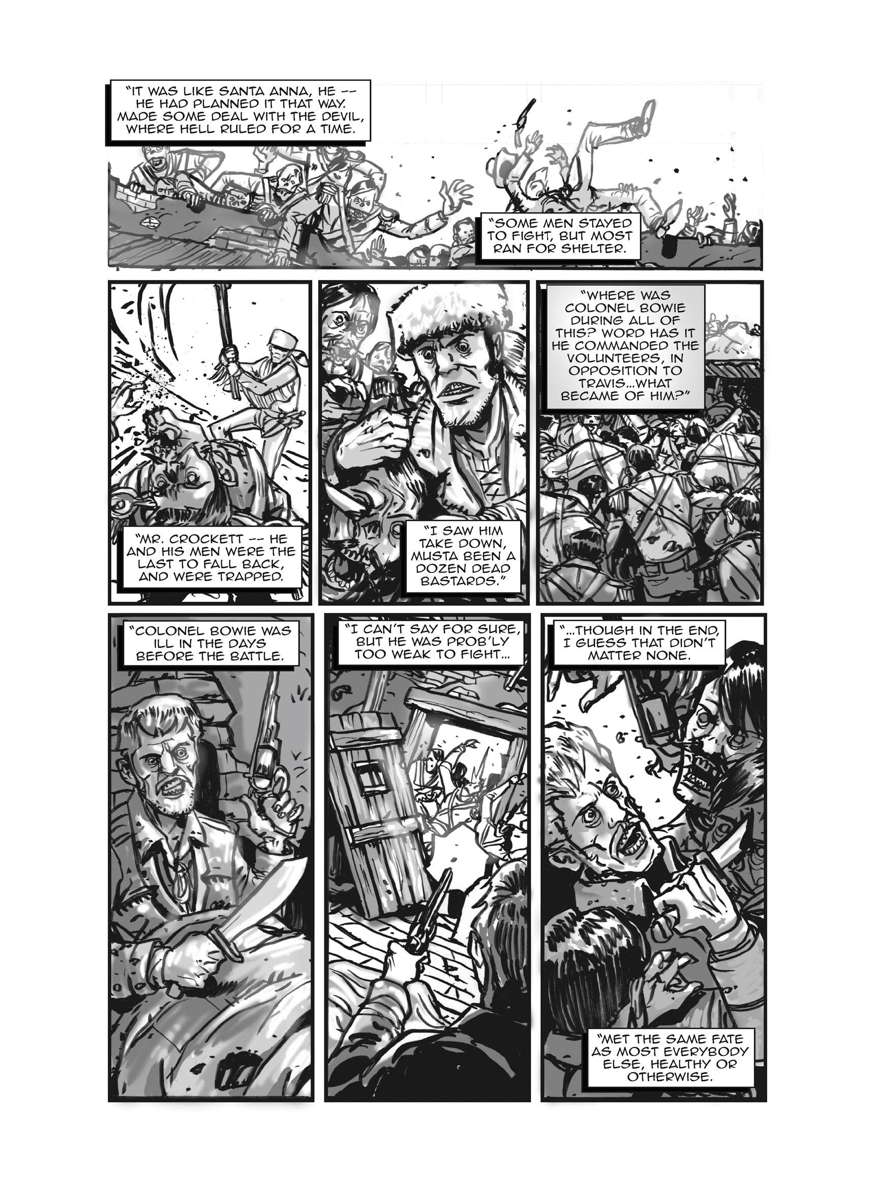 Read online FUBAR comic -  Issue #3 - 94