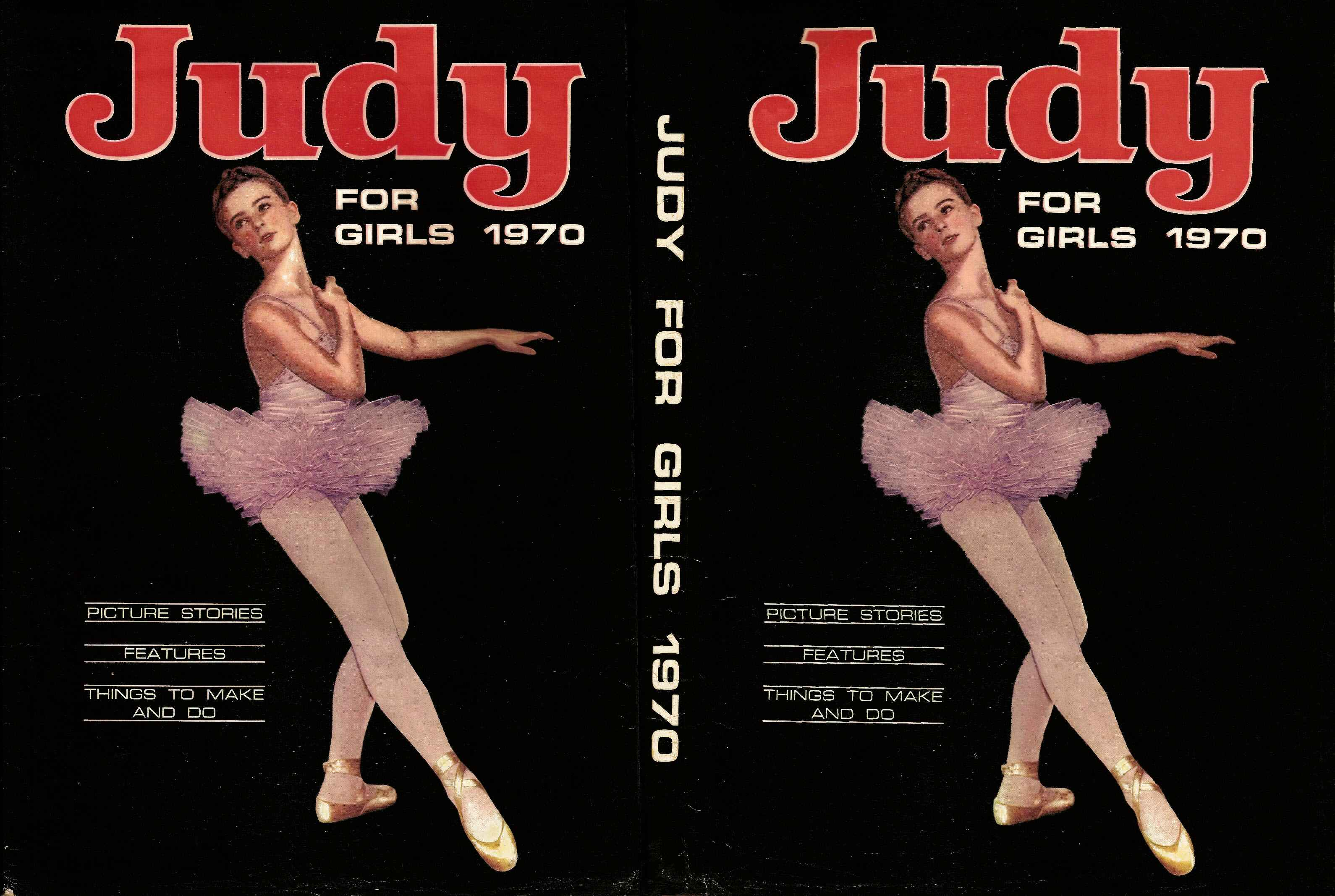 Read online Judy comic -  Issue # _Annual 1 - 119
