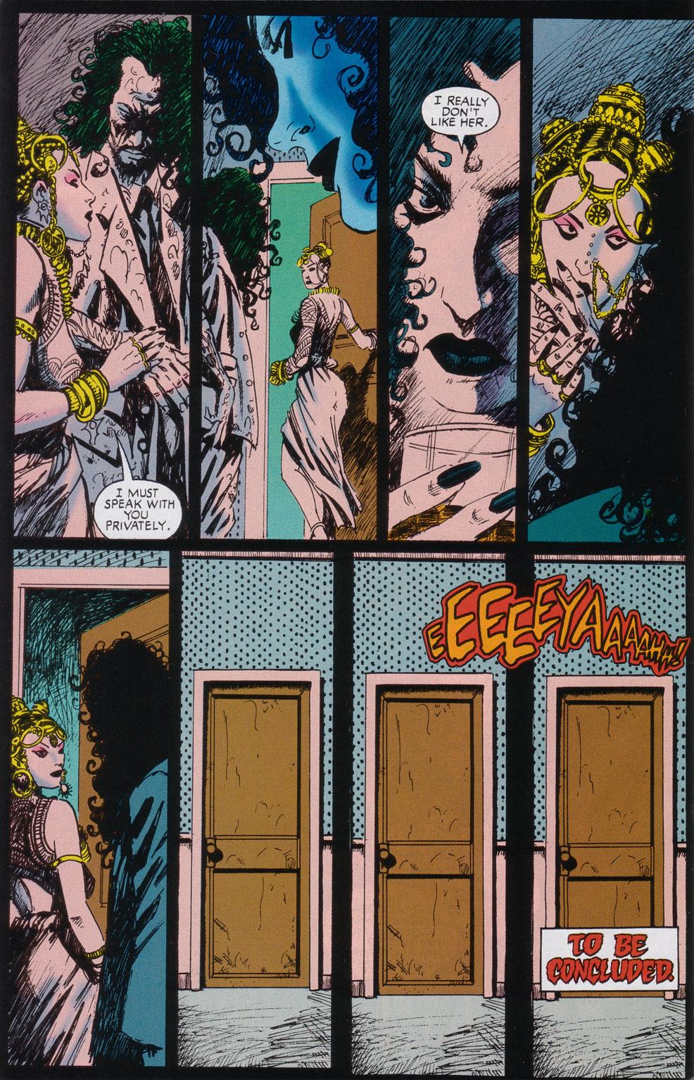 Read online Druid comic -  Issue #3 - 24