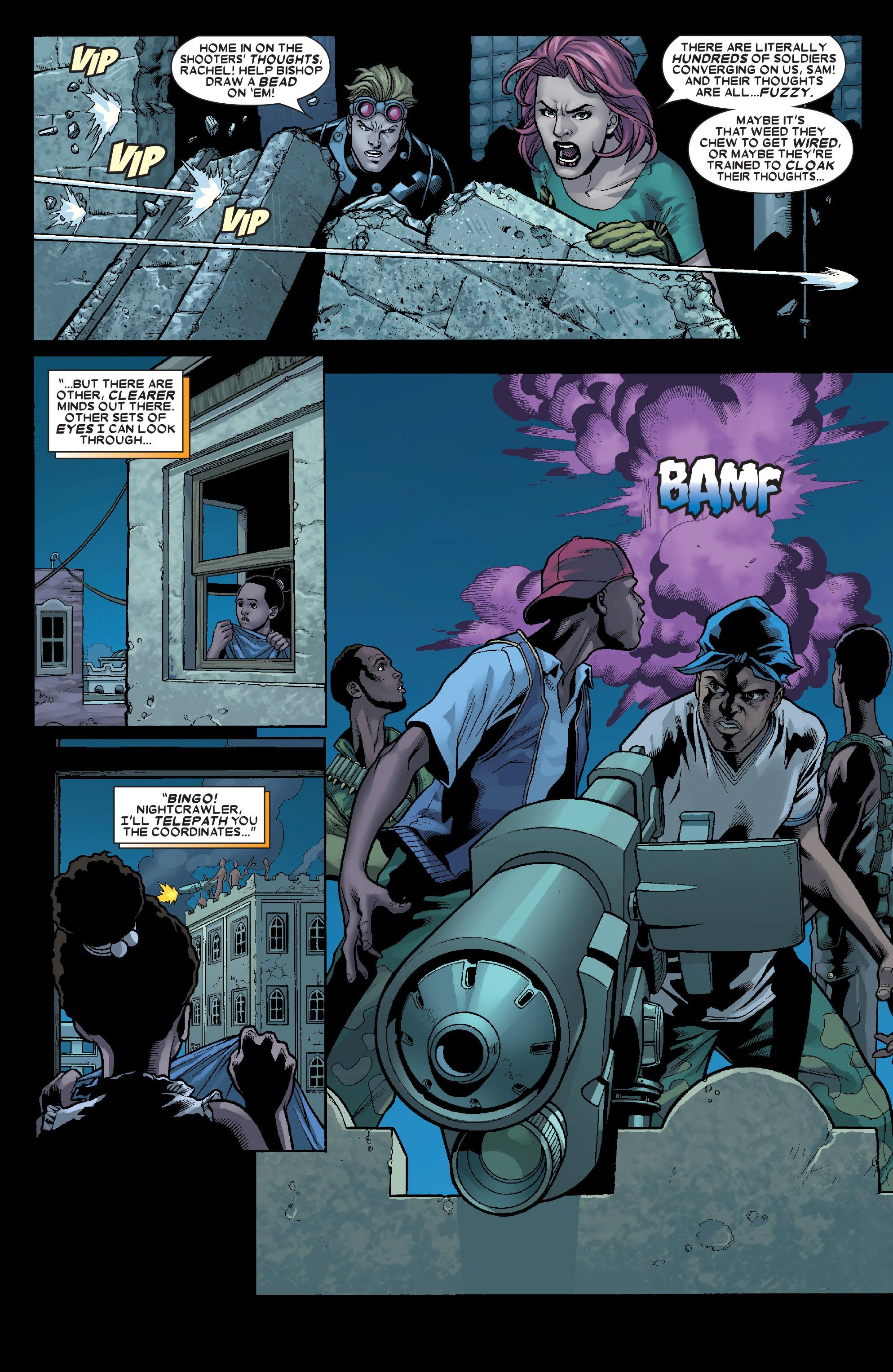 Read online Uncanny X-Men (1963) comic -  Issue # _Annual 1 (2006) - 9