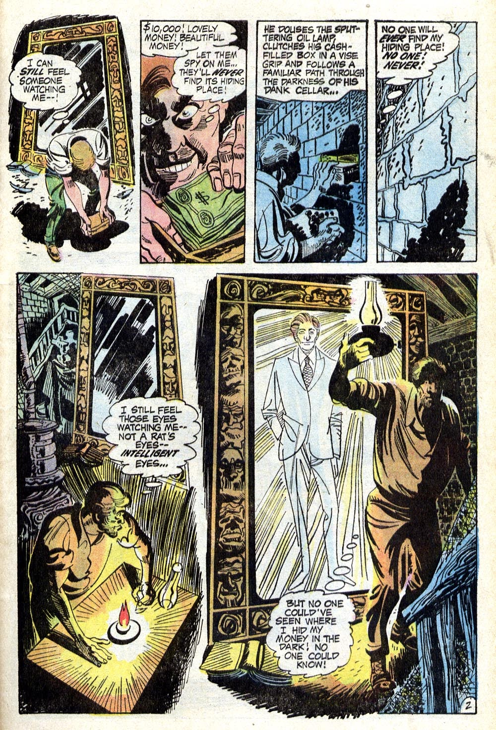 The Witching Hour (1969) issue 17 - Page 34