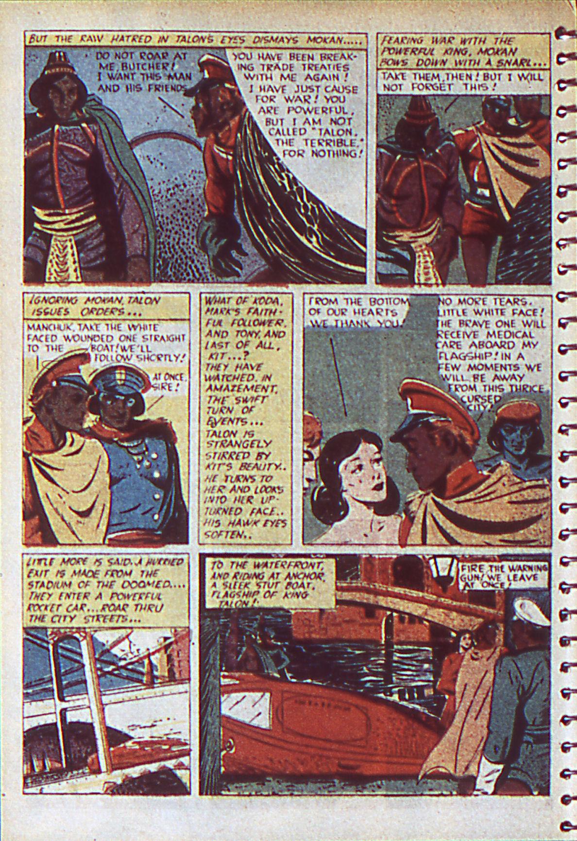 Read online Adventure Comics (1938) comic -  Issue #55 - 25