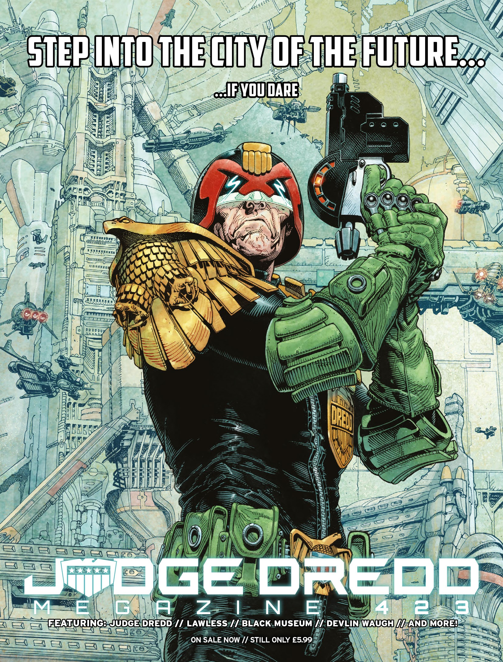 2000 AD 2195 Page 32